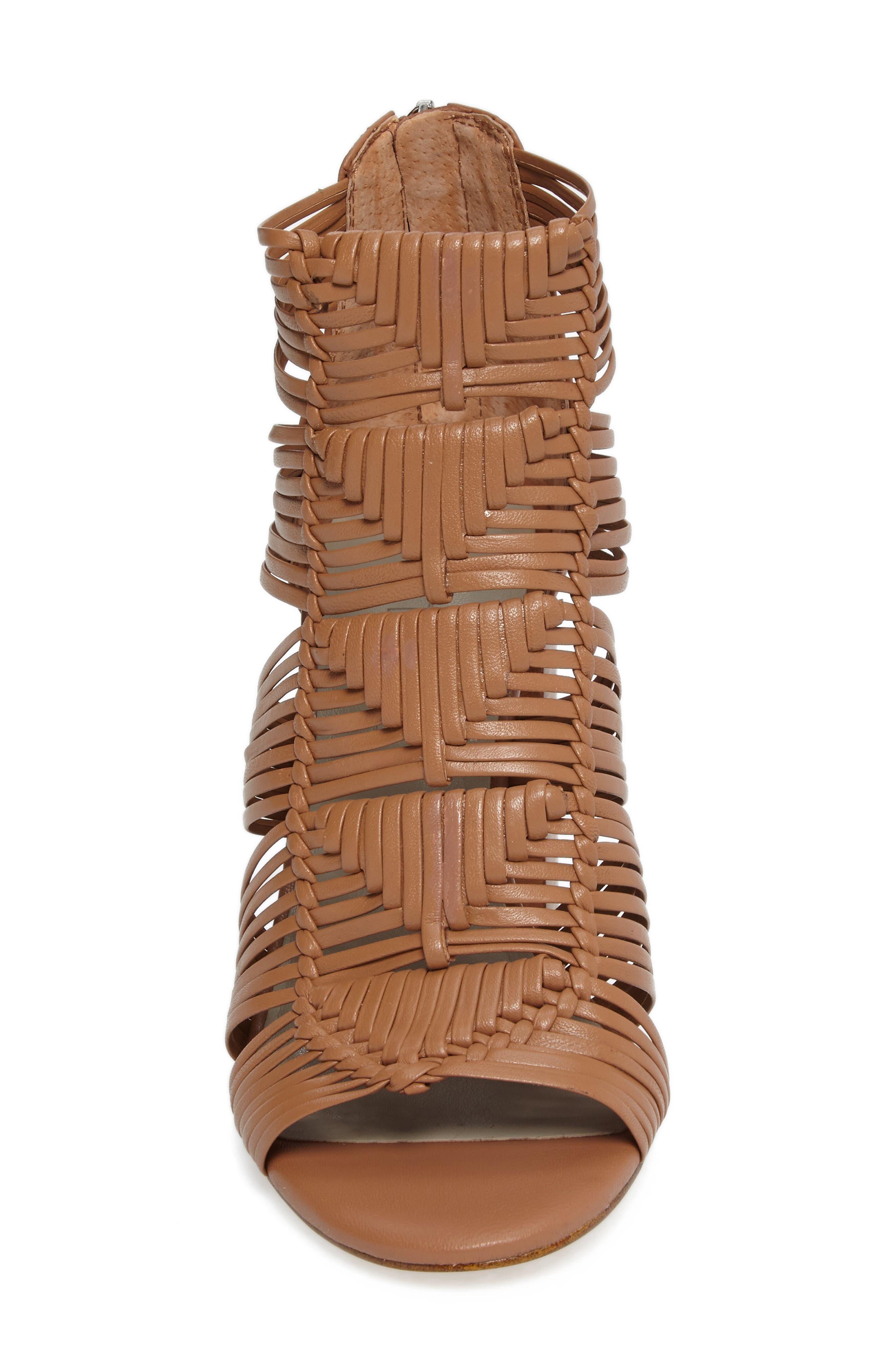 Alternate Image 4  - 1.STATE Kenton Woven Cage Sandal (Women)