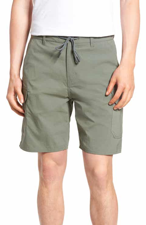 Brixton Transport Relaxed Fit Cargo Shorts