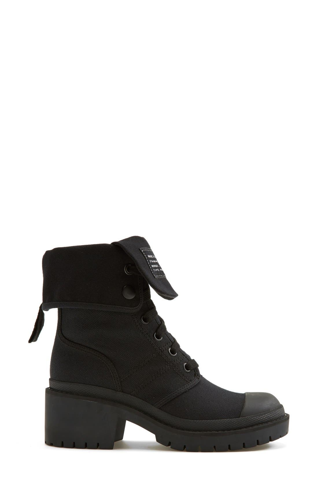 Alternate Image 4  - MARC BY MARC JACOBS Canvas Boot (Women)