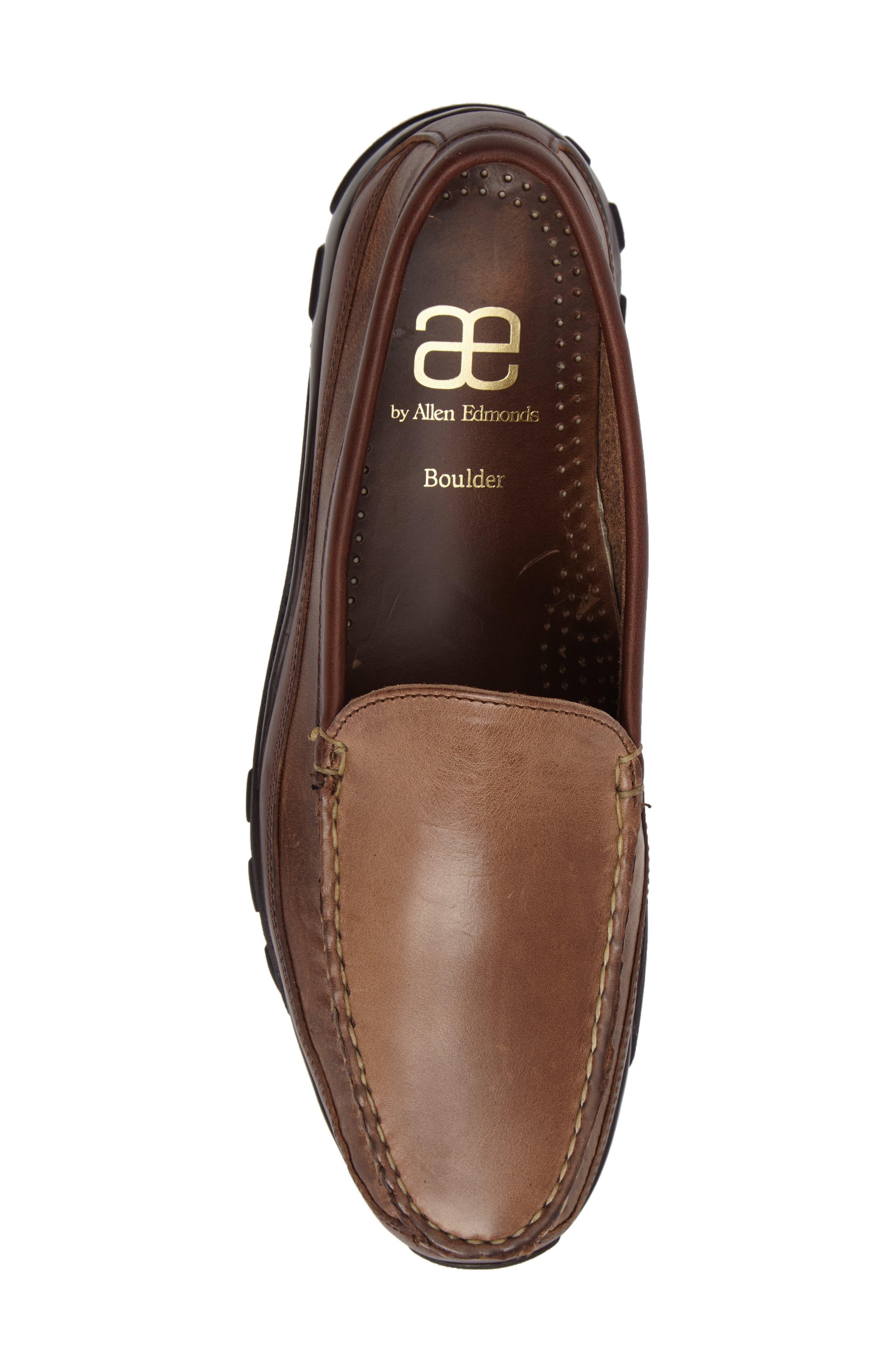 Alternate Image 5  - Allen Edmonds 'Boulder' Driving Loafer (Men)