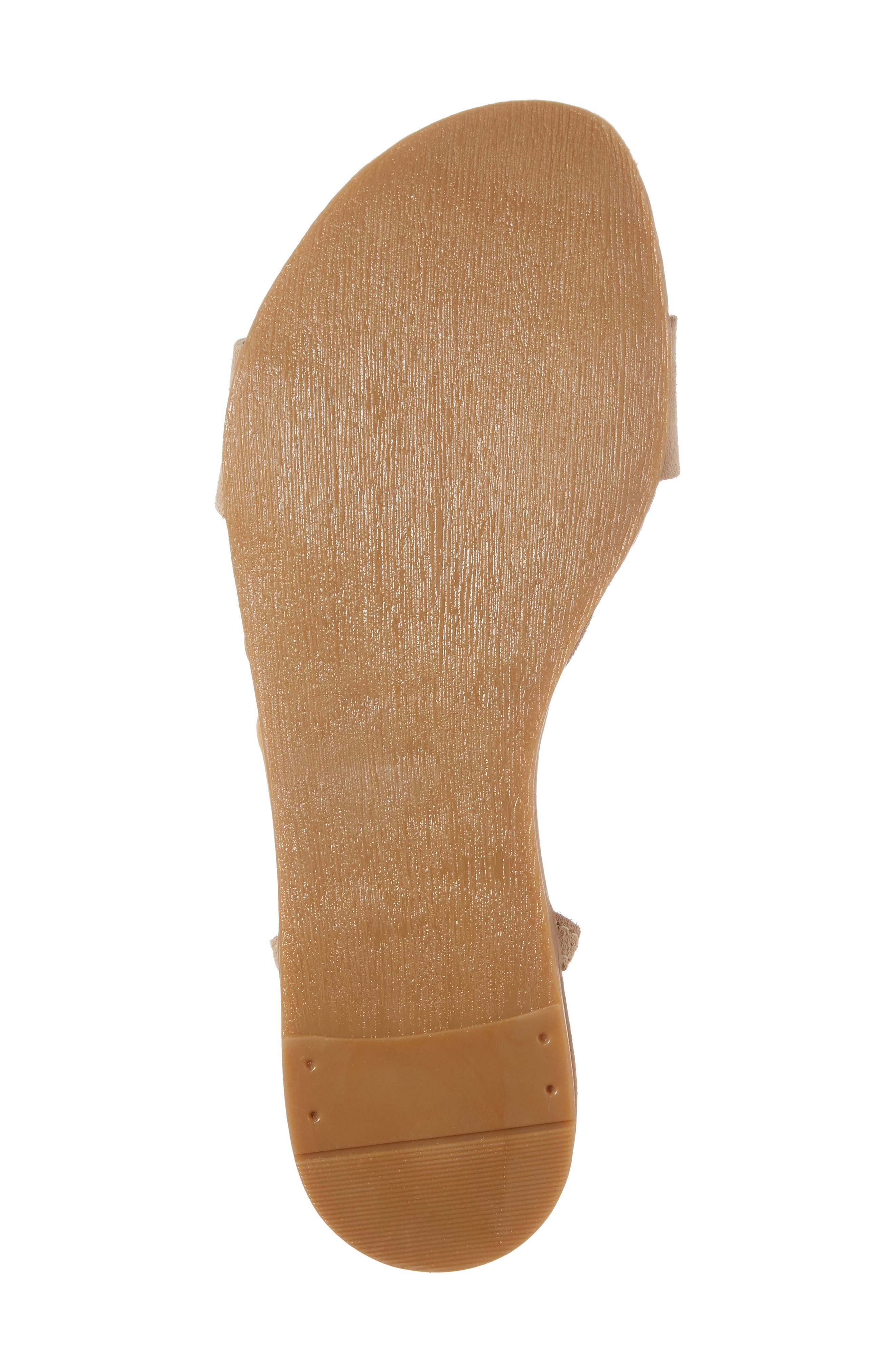 Alternate Image 6  - Steve Madden Kapri Wraparound Lace Sandal (Women)