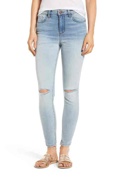 STS Blue Ashley Skinny Ankle Jeans (Conway)
