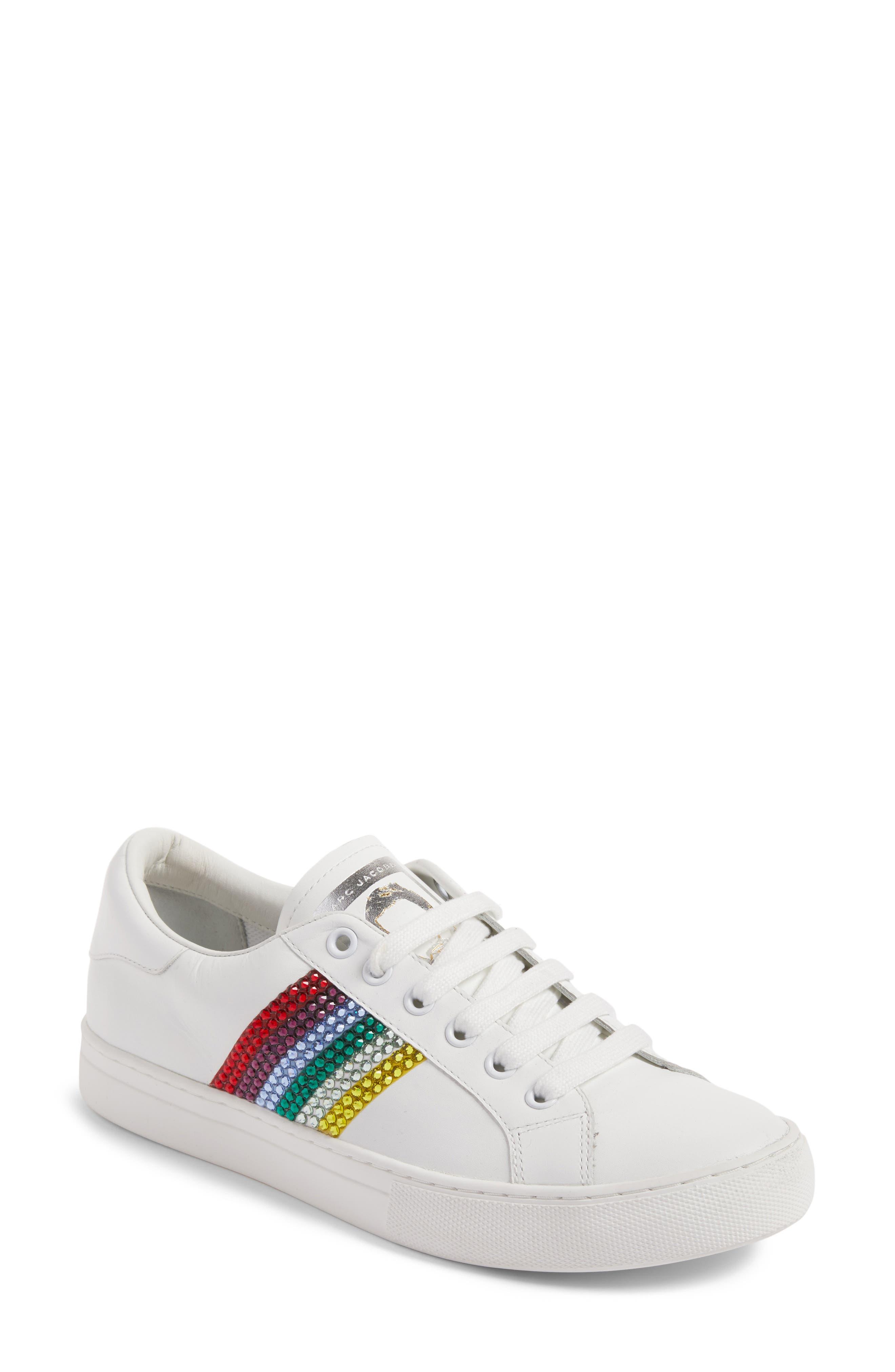 MARC JACOBS Empire Embellished Sneaker (Women)
