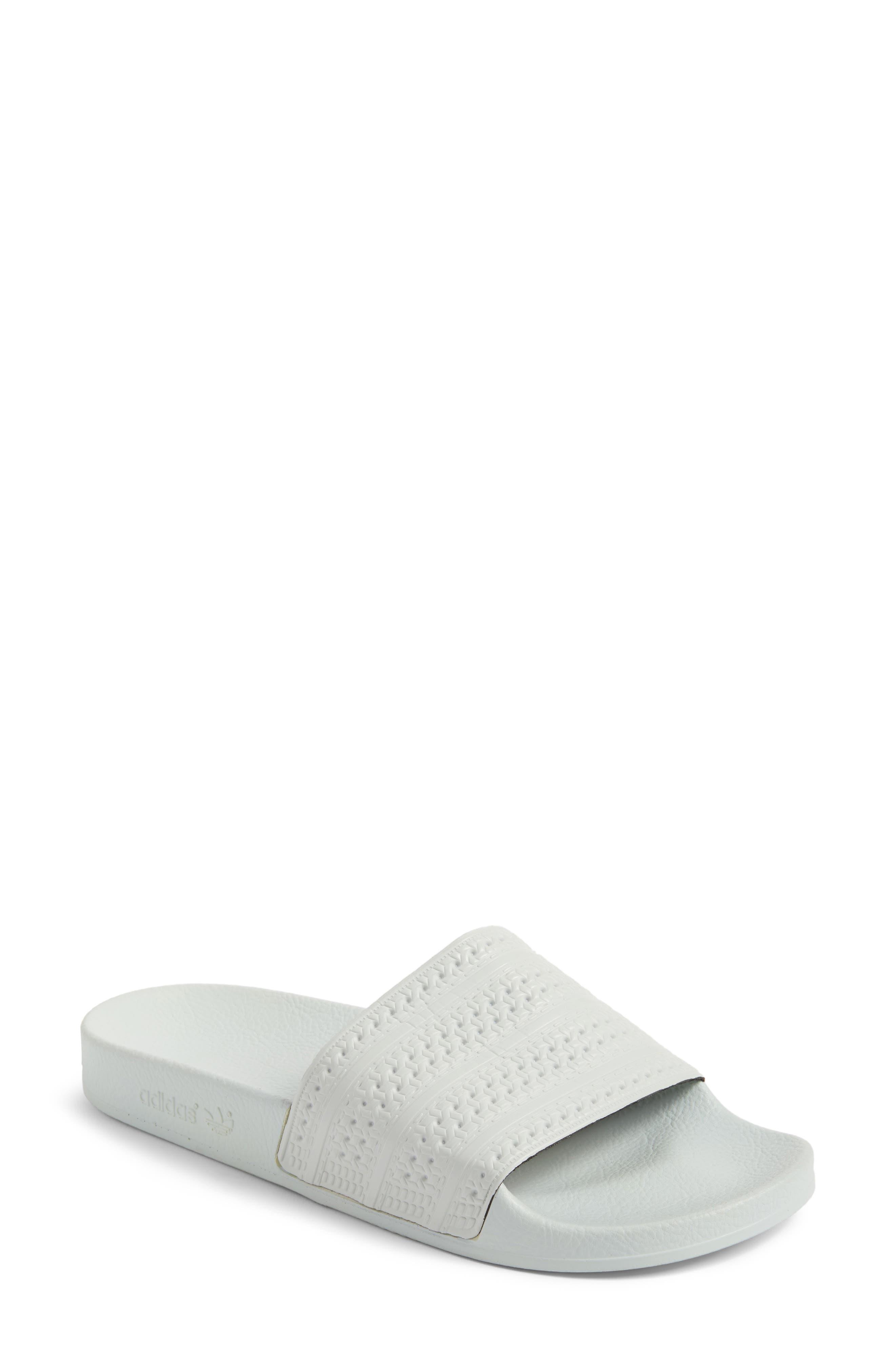 adidas 'Adilette' Slide Sandal (Women)