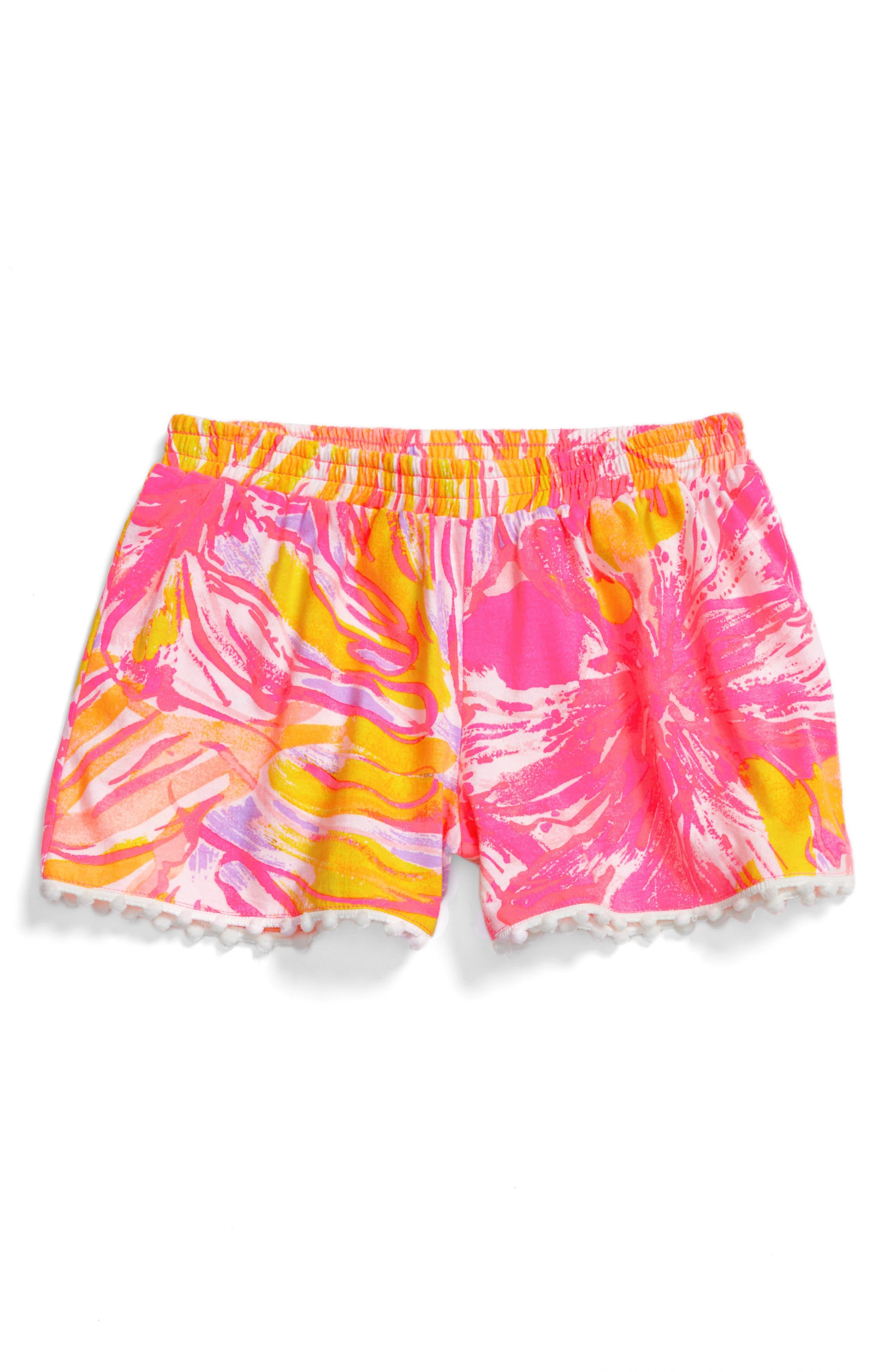 Lilly Pulitzer® Arnita Shorts (Toddler Girls, Little Girls & Big Girls)