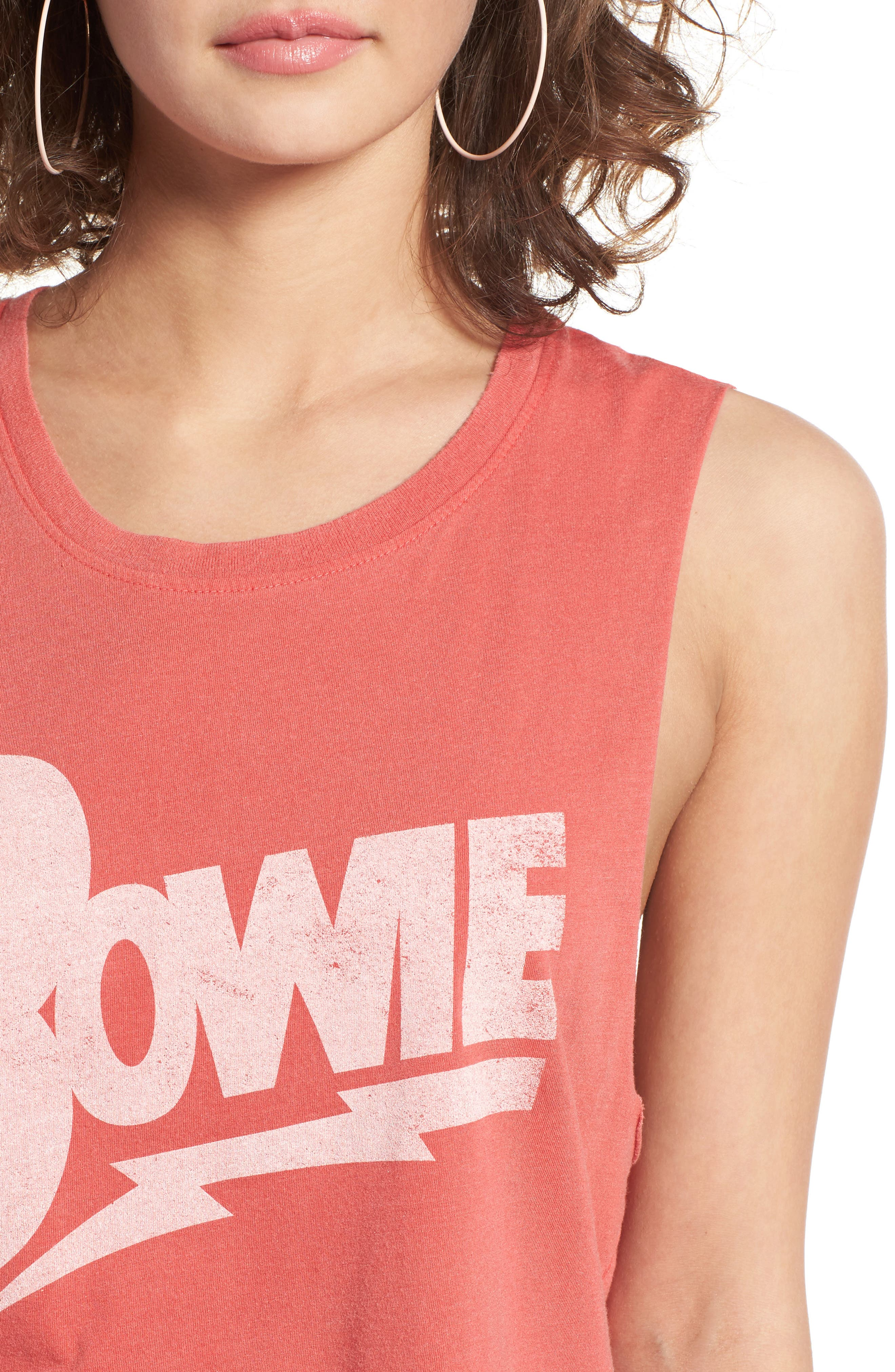 Alternate Image 4  - Daydreamer Bowie Let's Dance Muscle Tee