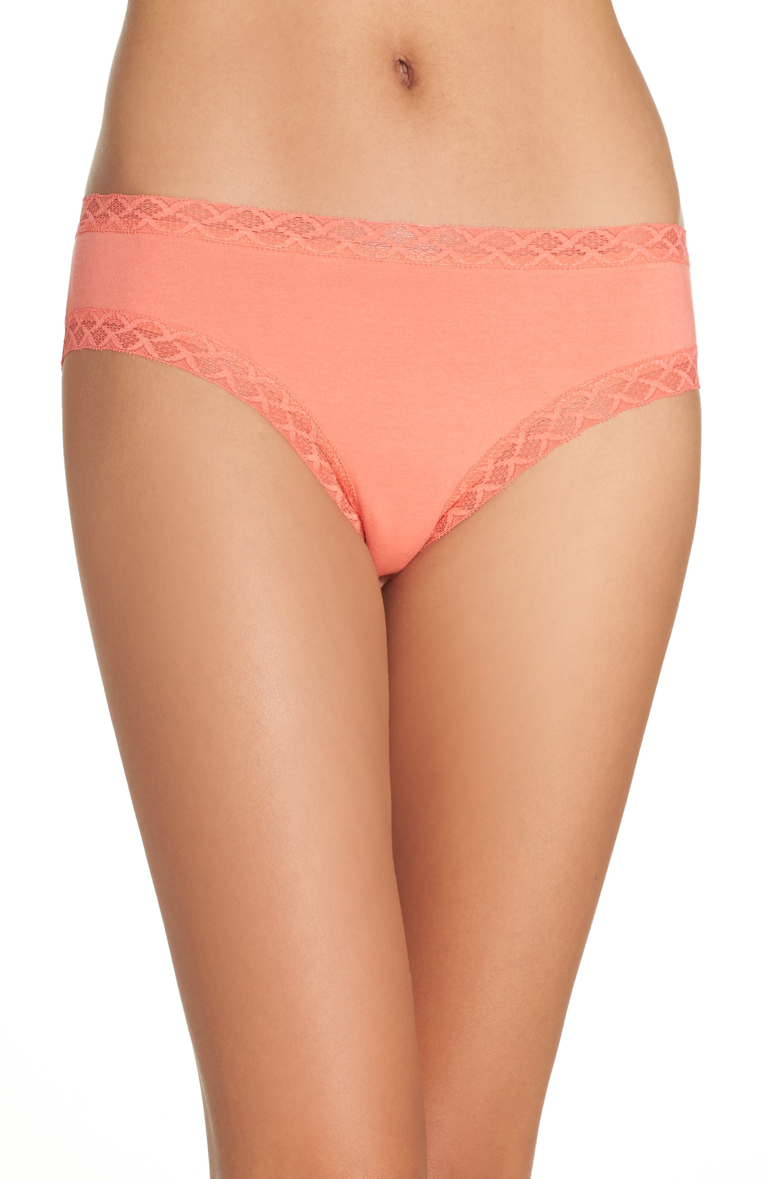 Natori Bliss Cotton Girl Briefs (3 for $36)