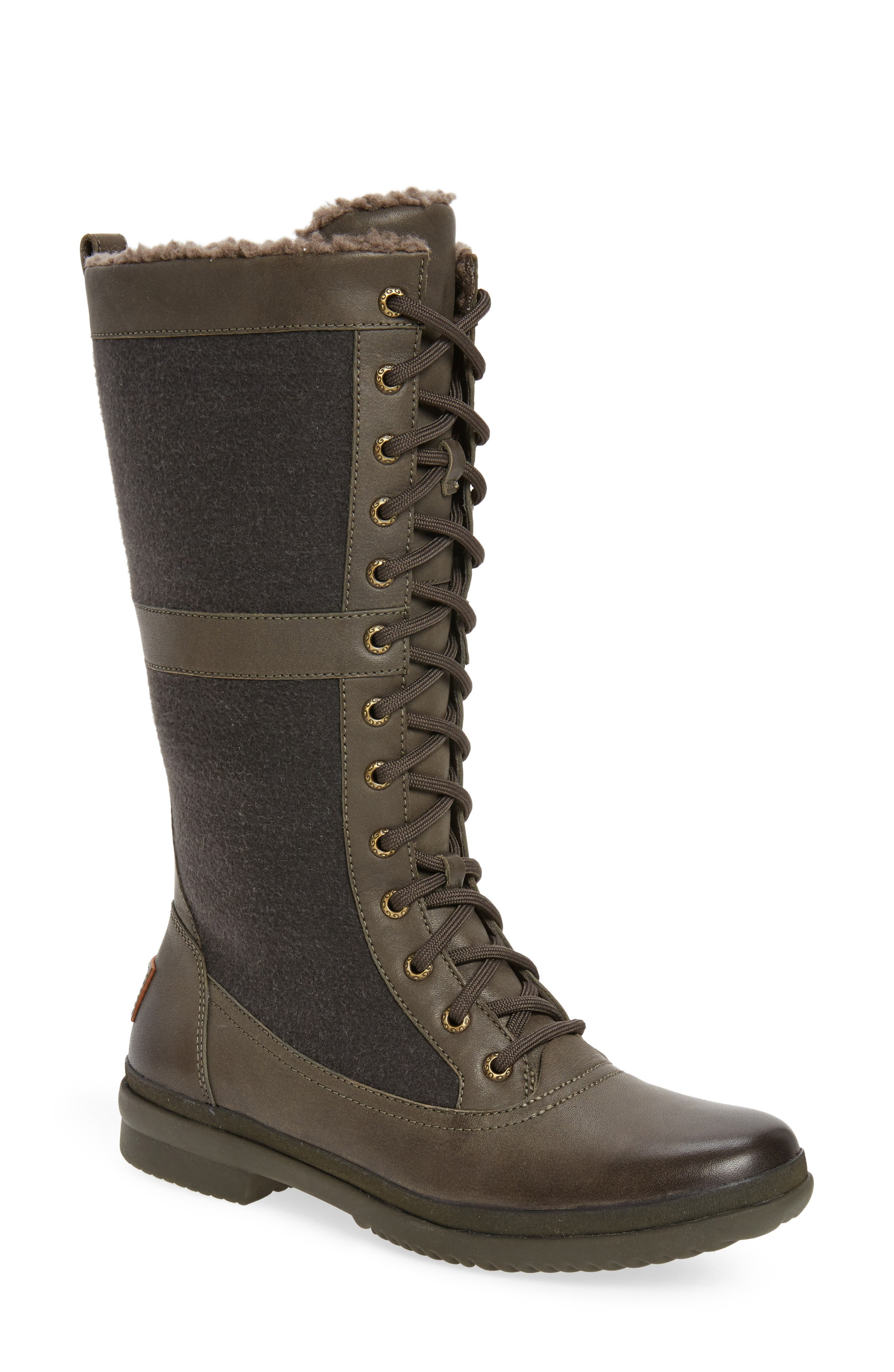 UGG® Elvia Waterproof Tall Boot