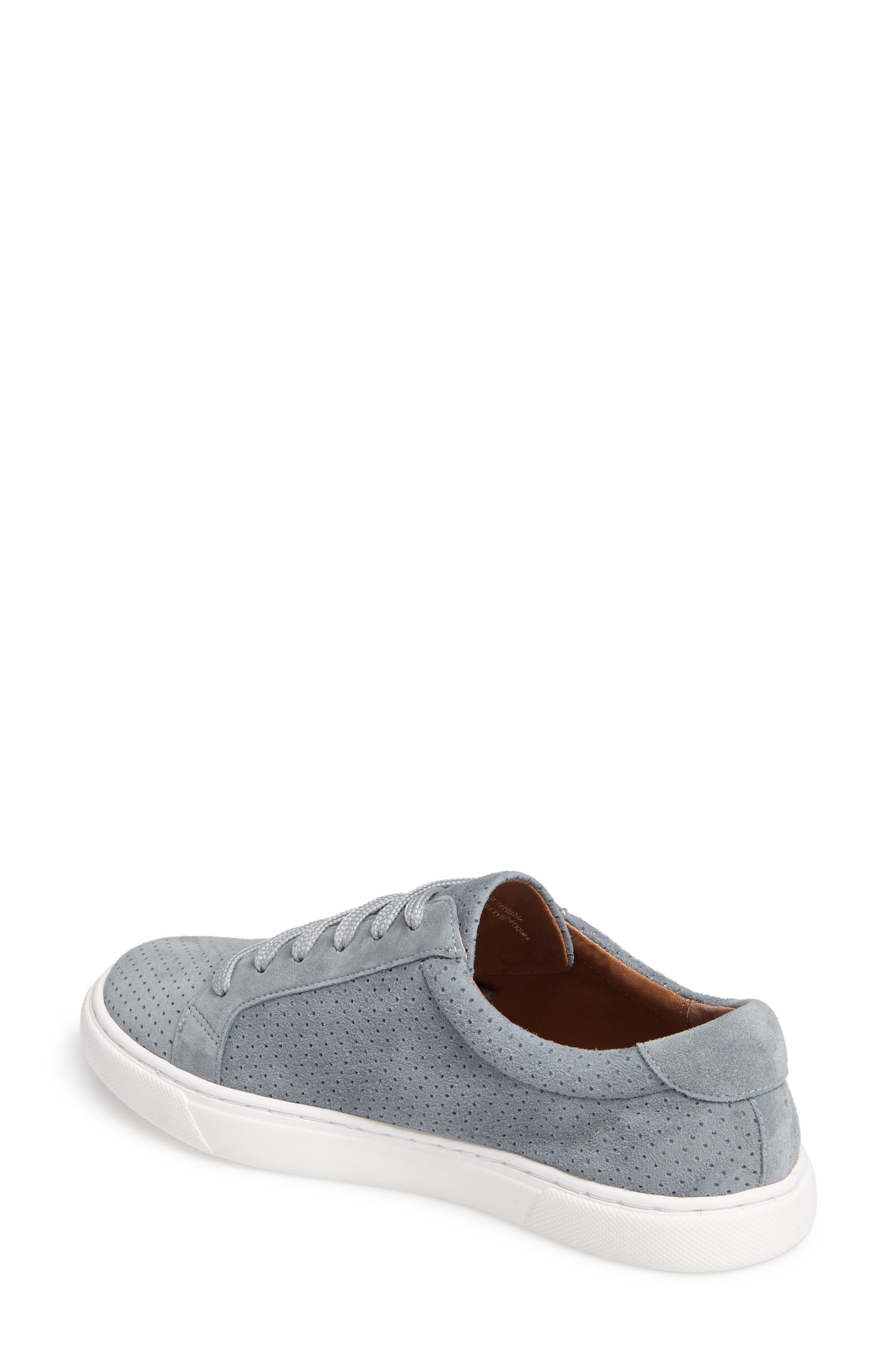 Alternate Image 2  - Caslon® Cassie Perforated Sneaker (Women)