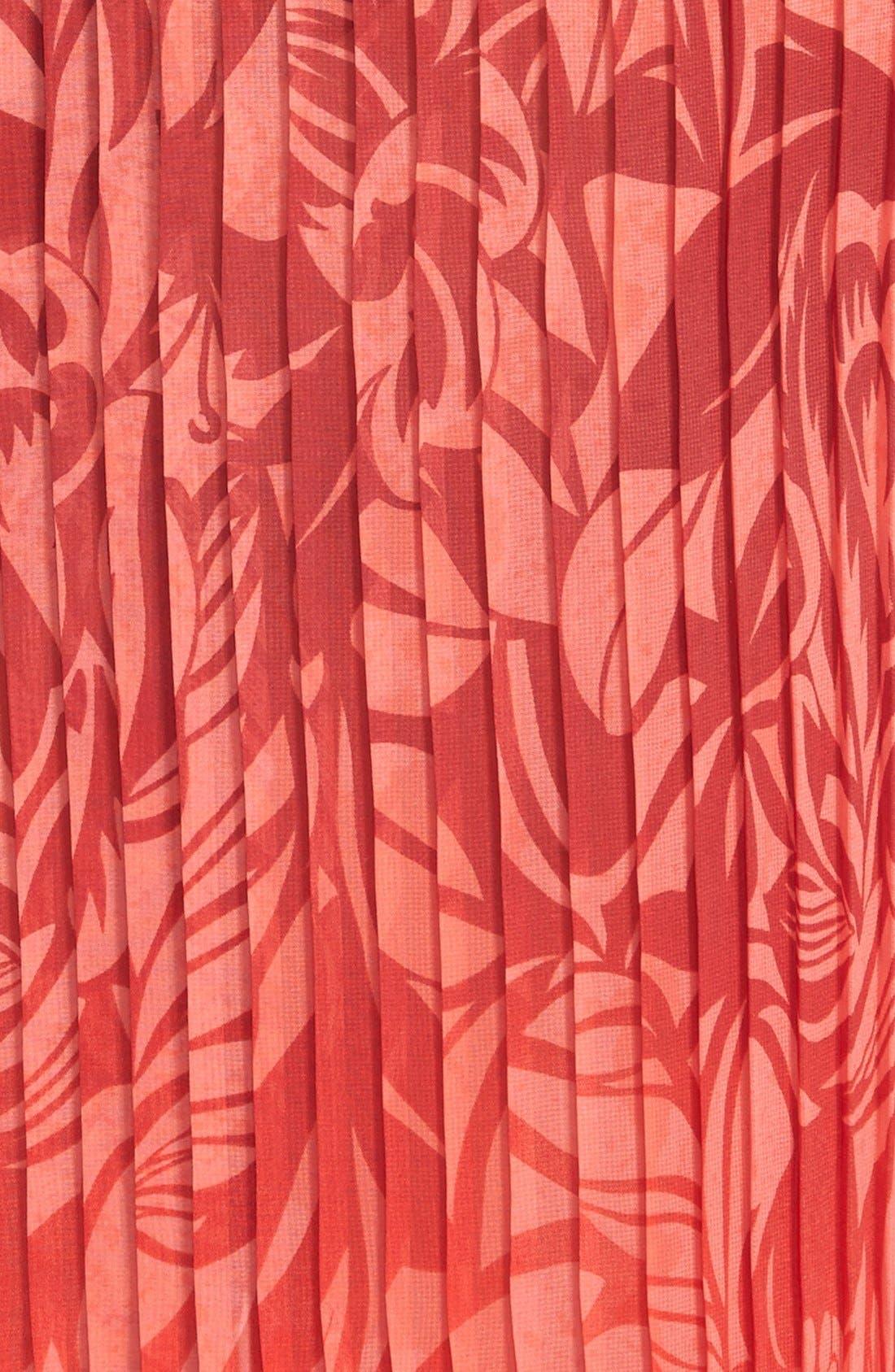 Alternate Image 3  - Gabby Skye Popover Bodice Maxi Dress (Plus)