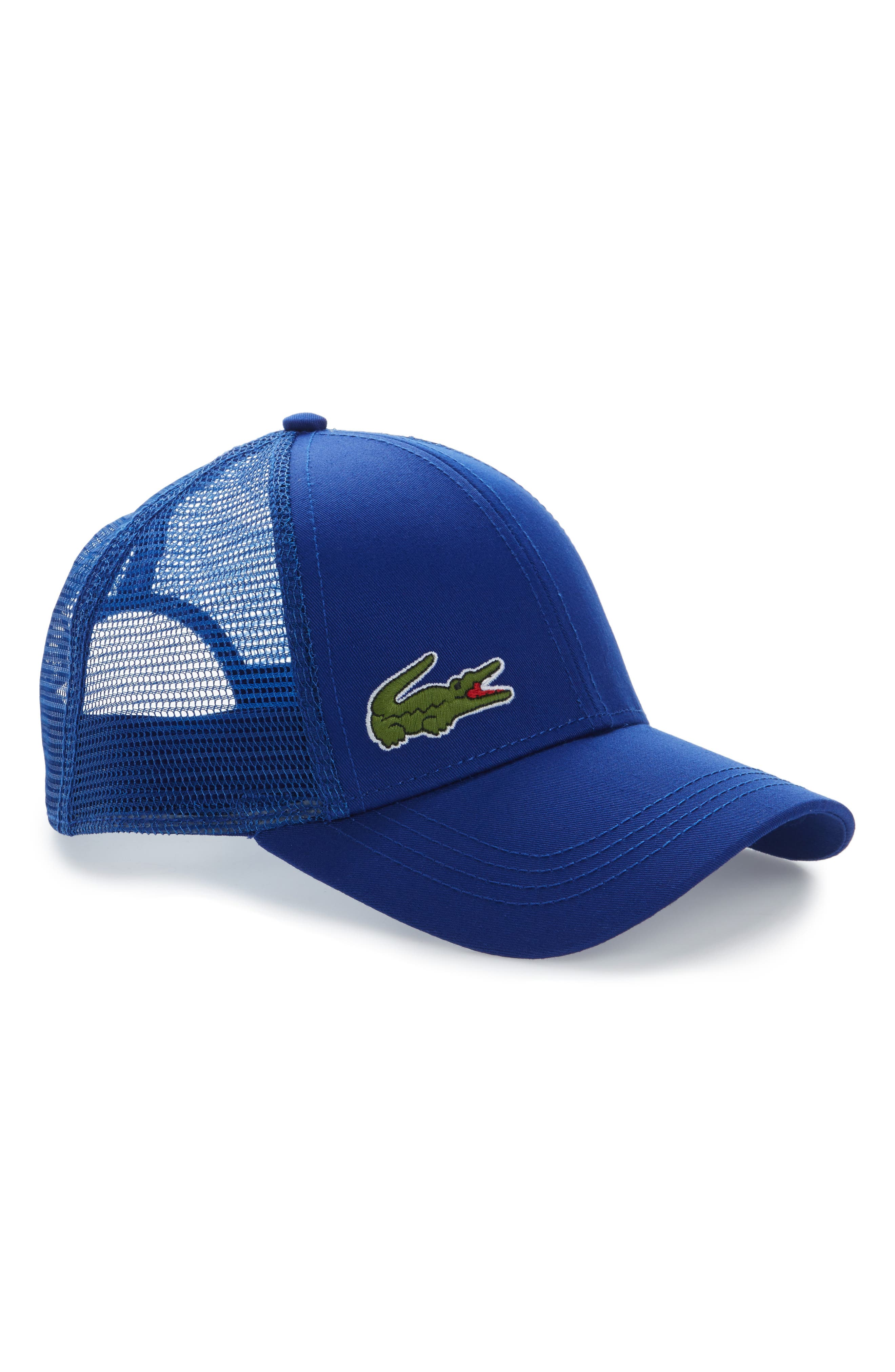 Alternate Image 1 Selected - Lacoste Trucker Hat