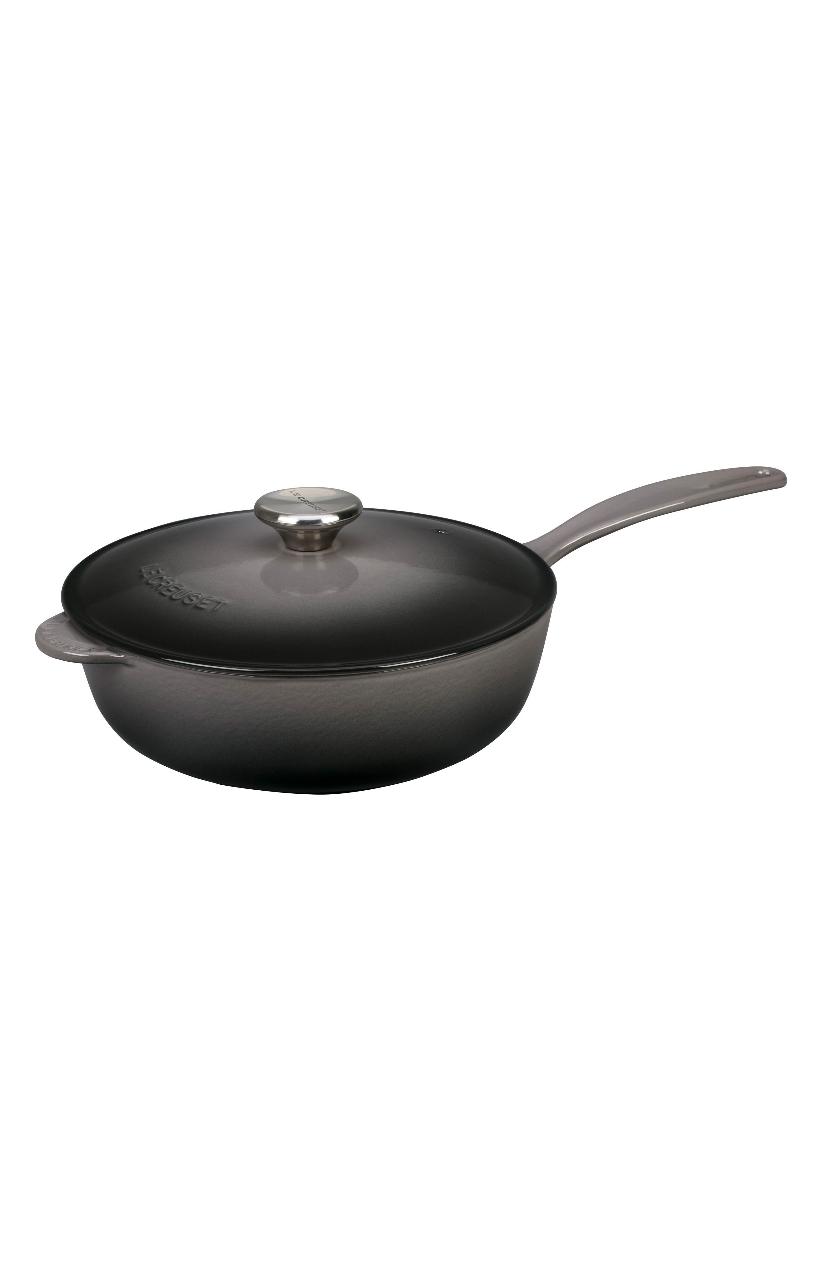 Le Creuset 3-Quart Enameled Cast Iron Saucier