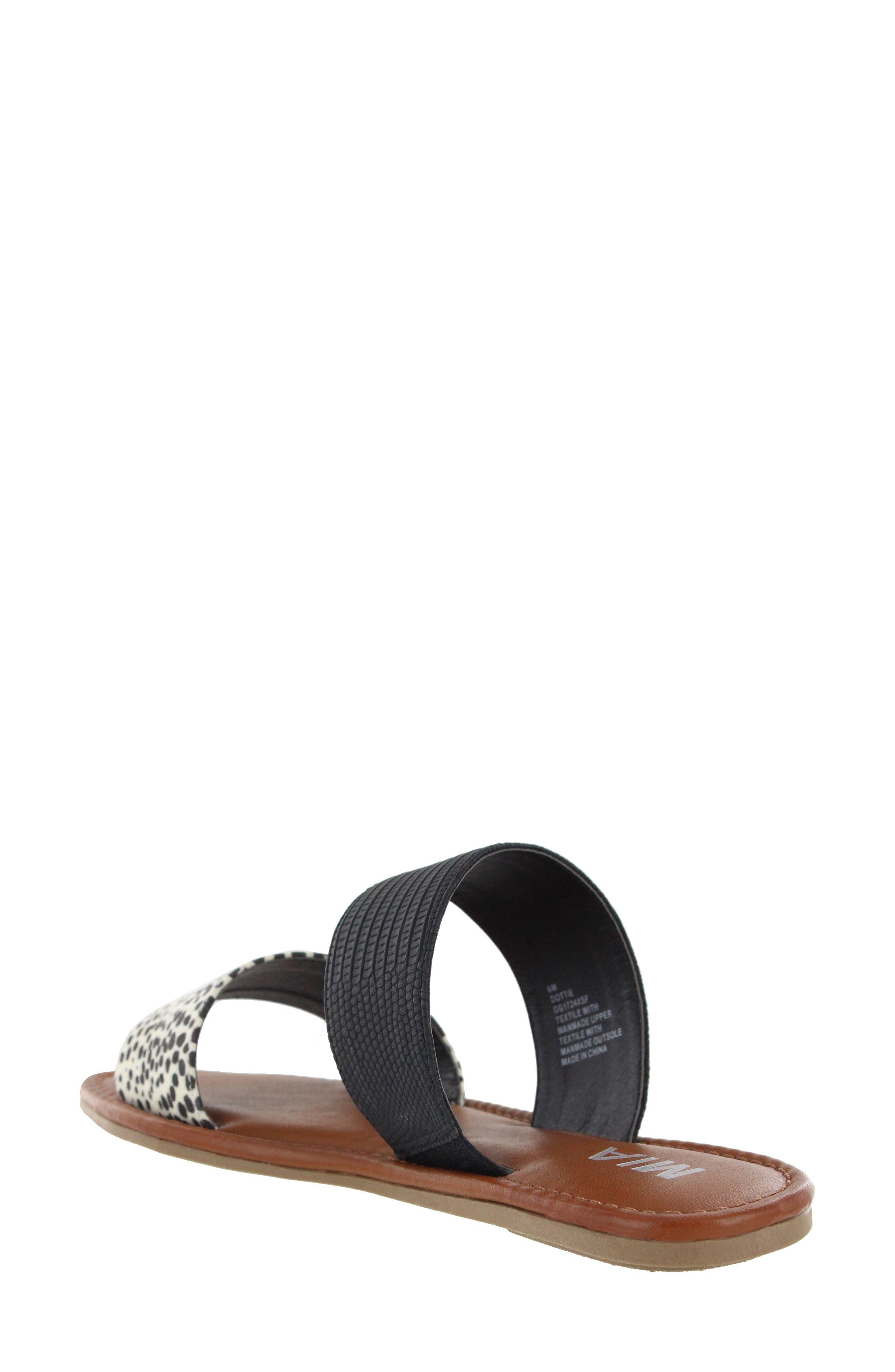 Alternate Image 2  - MIA Dottie Slide Sandal (Women)