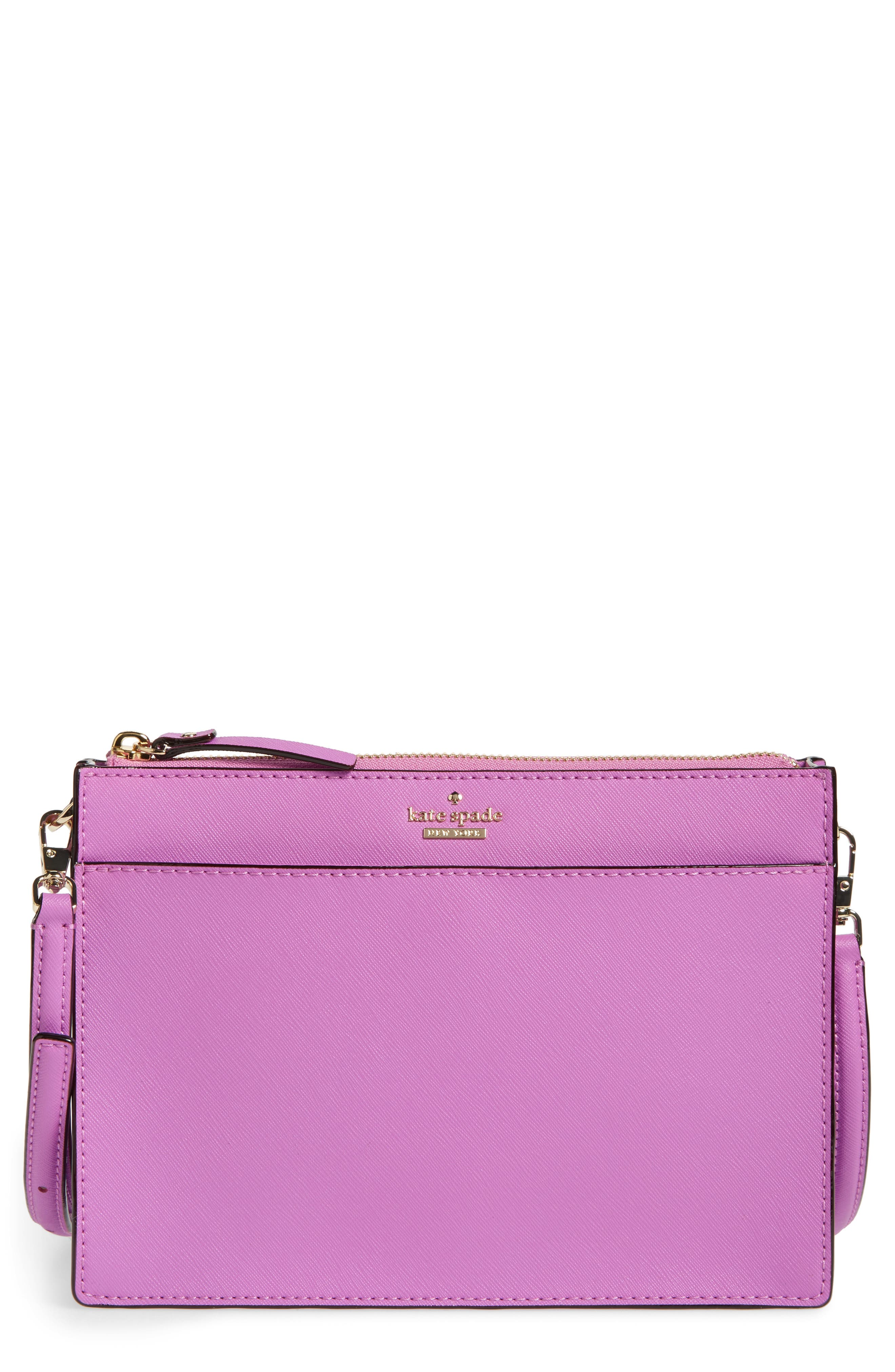 kate spade new york cameron street clarise leather shoulder bag ...