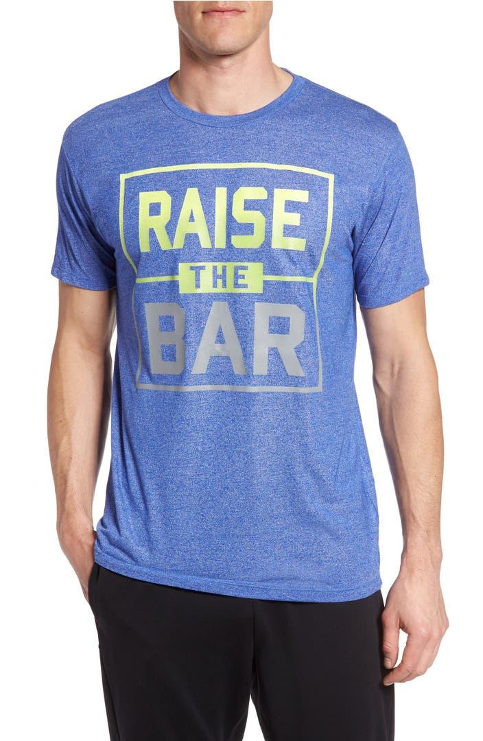 Zella raise the bar t shirt nordstrom for Custom bar t shirts