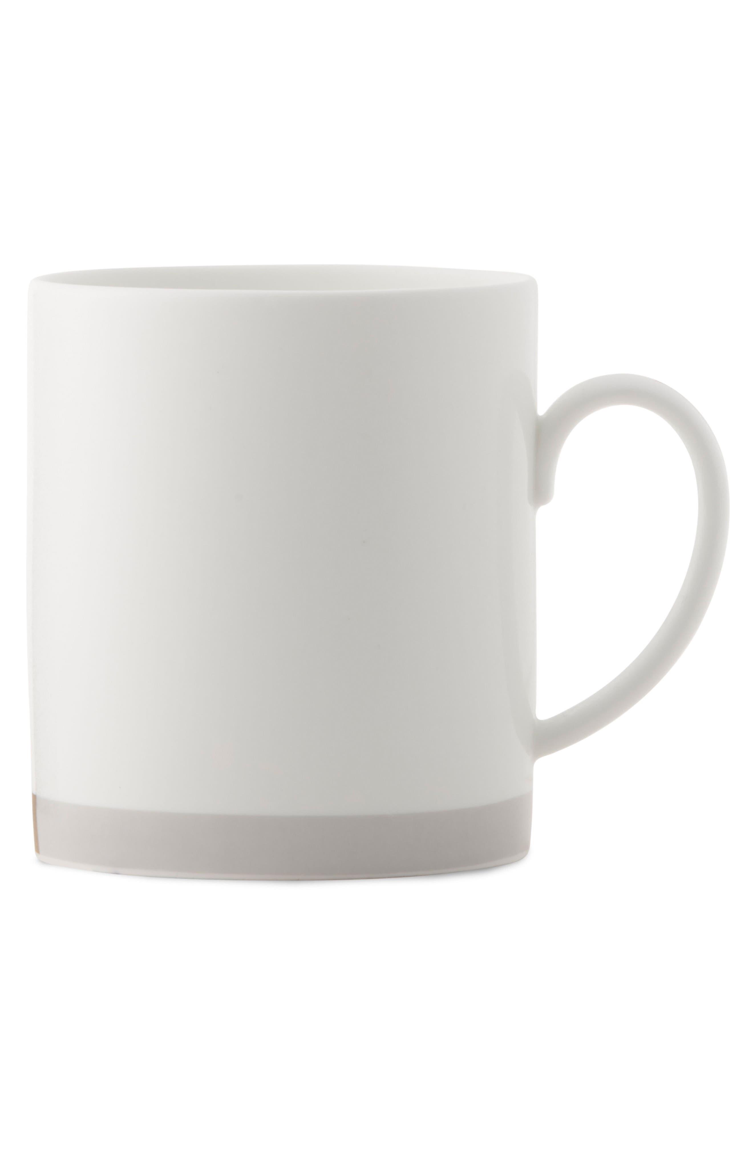 Vera Wang x Wedgewood Castillon Mug