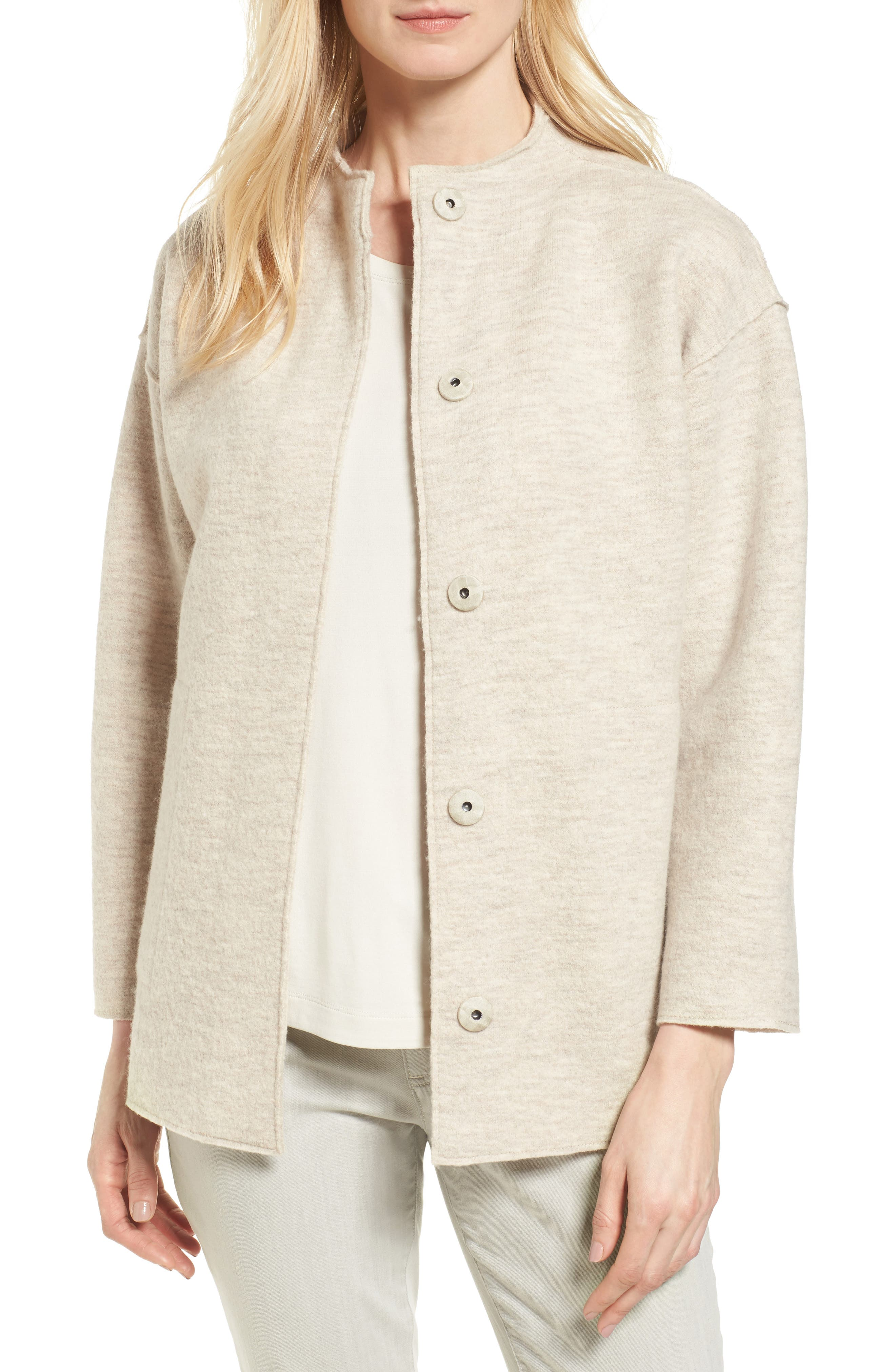 Eileen Fisher Wool Jacket