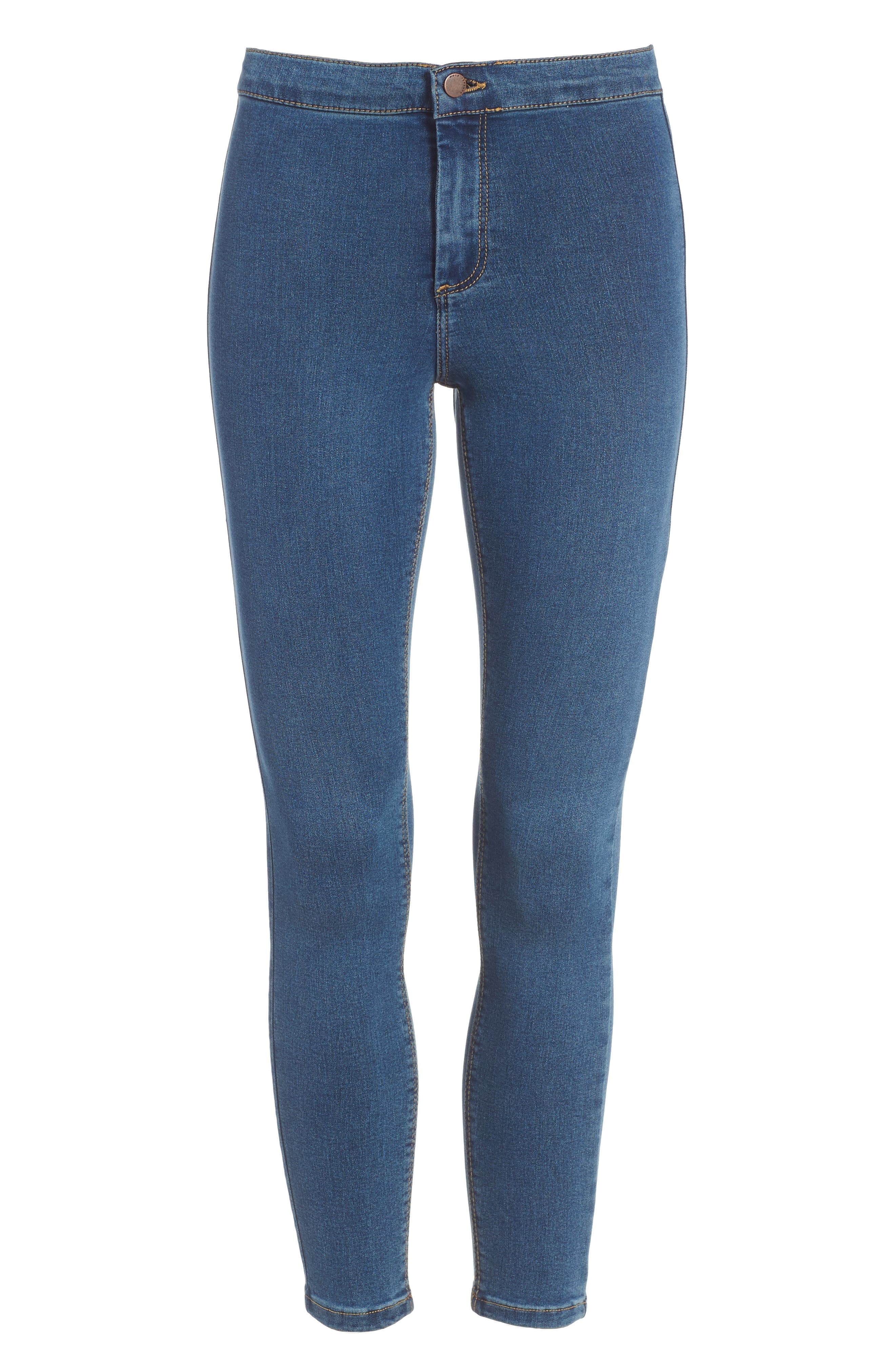Main Image - Topshop Joni Skinny Jeans (Petite)