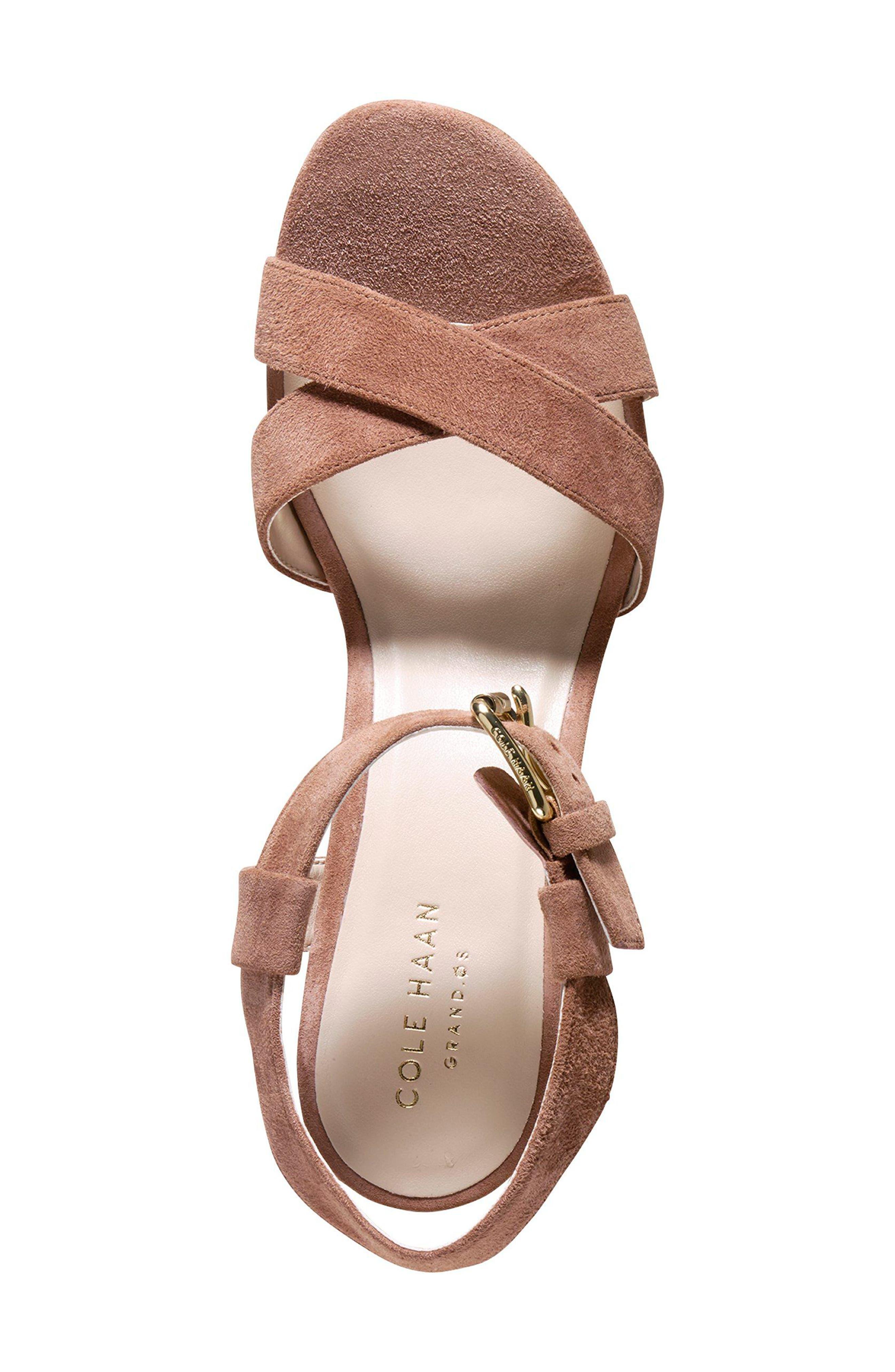 Alternate Image 4  - Cole Haan Kadi Ankle Strap Sandal (Women)