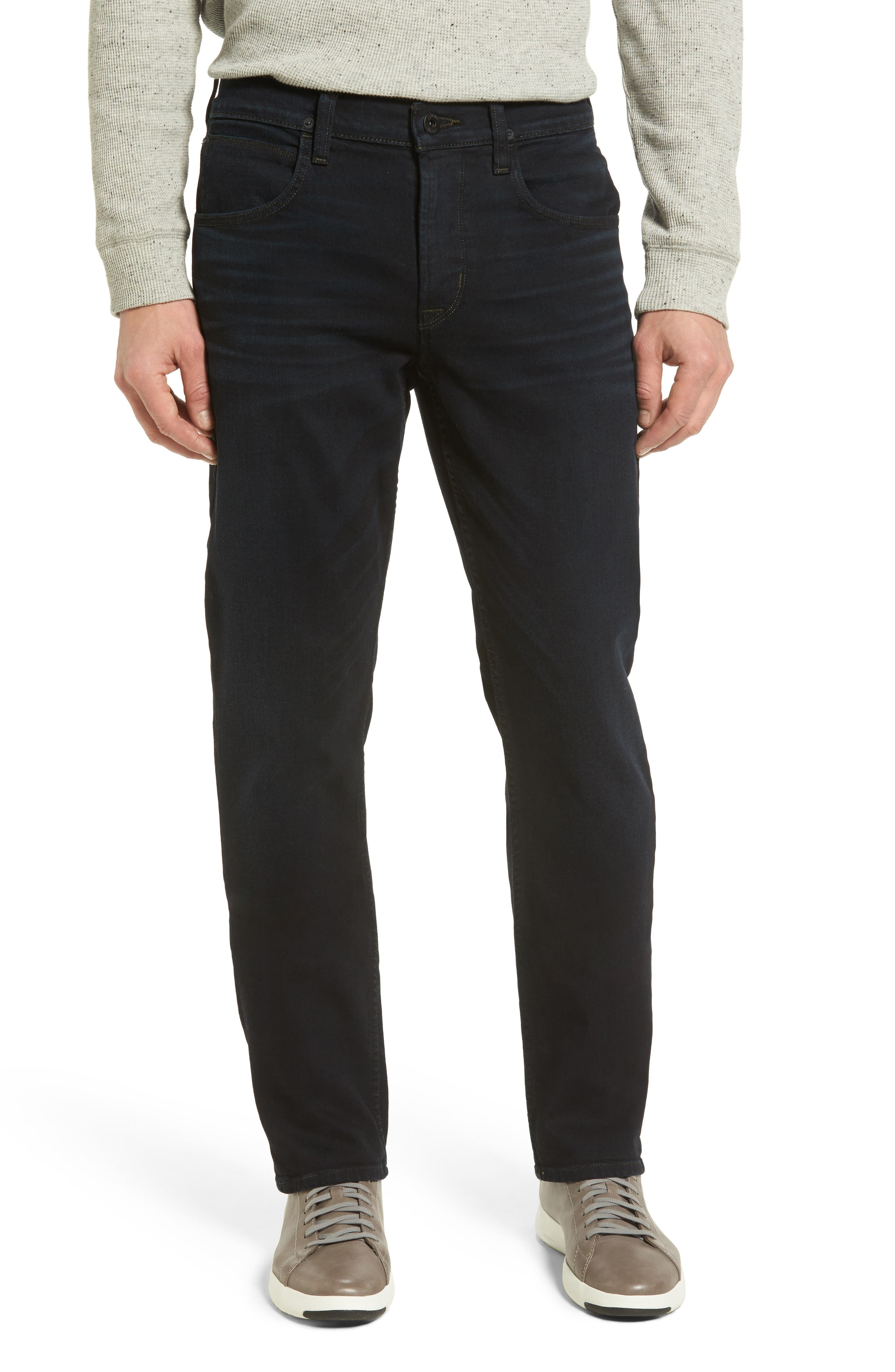 Hudson Jeans Byron Slim Straight Leg Jeans (Down the Street)