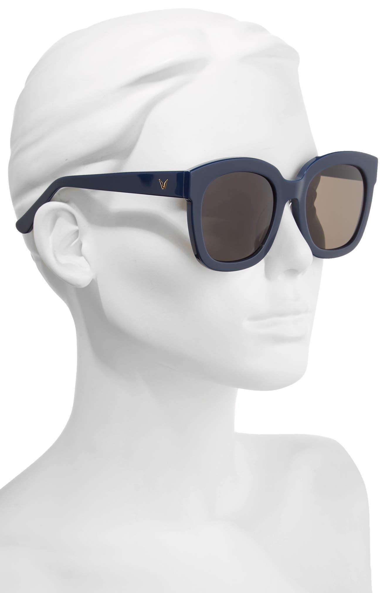 Alternate Image 2  - Gentle Monster Matti 51mm Rounded Sunglasses