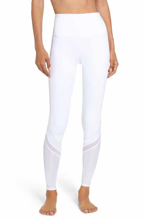 White Workout Clothes & Activewear for Women | Nordstrom