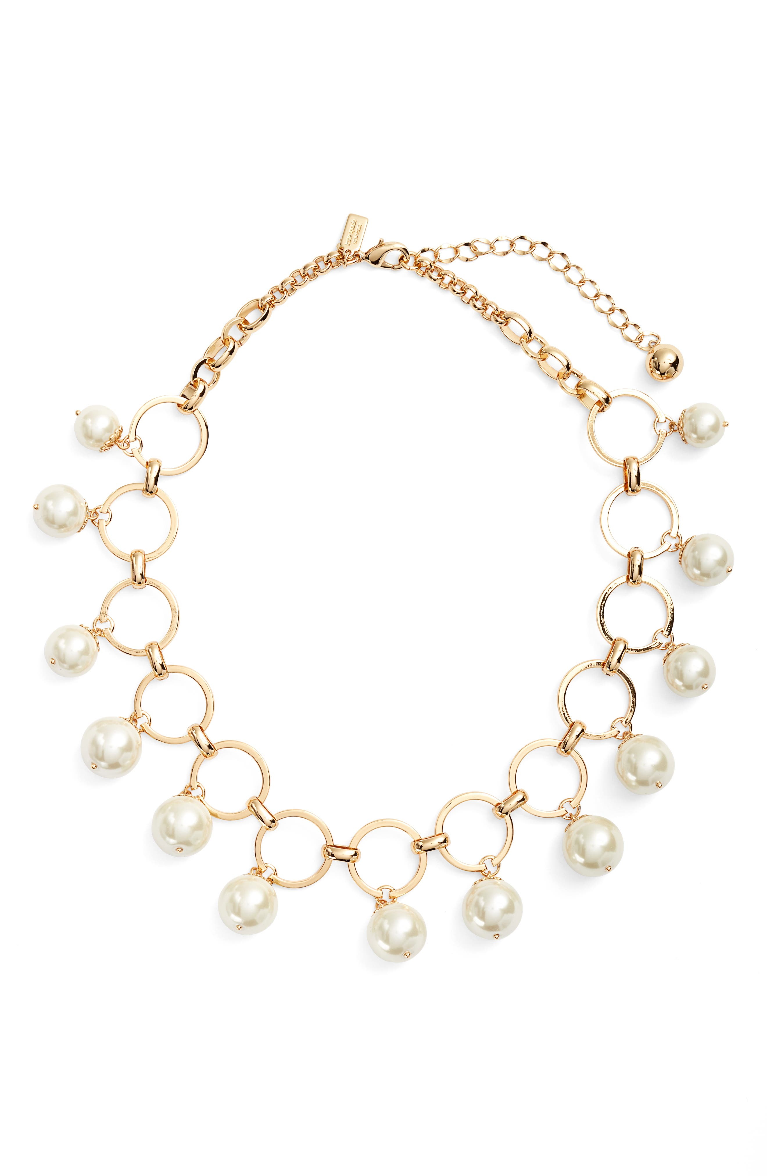 kate spade new york start a movement statement necklace