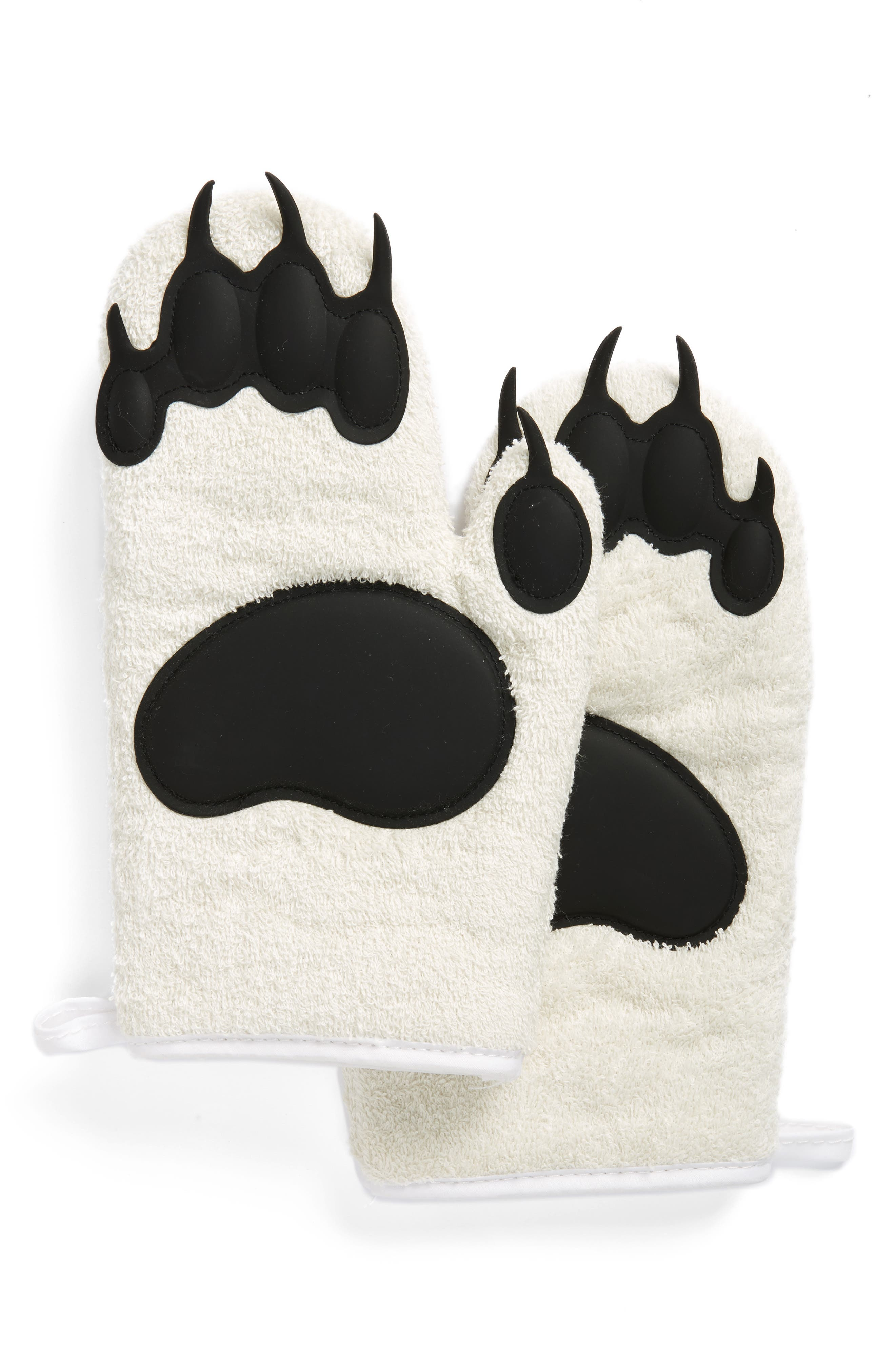 Fred and Friends Bear Hands Oven Mitts