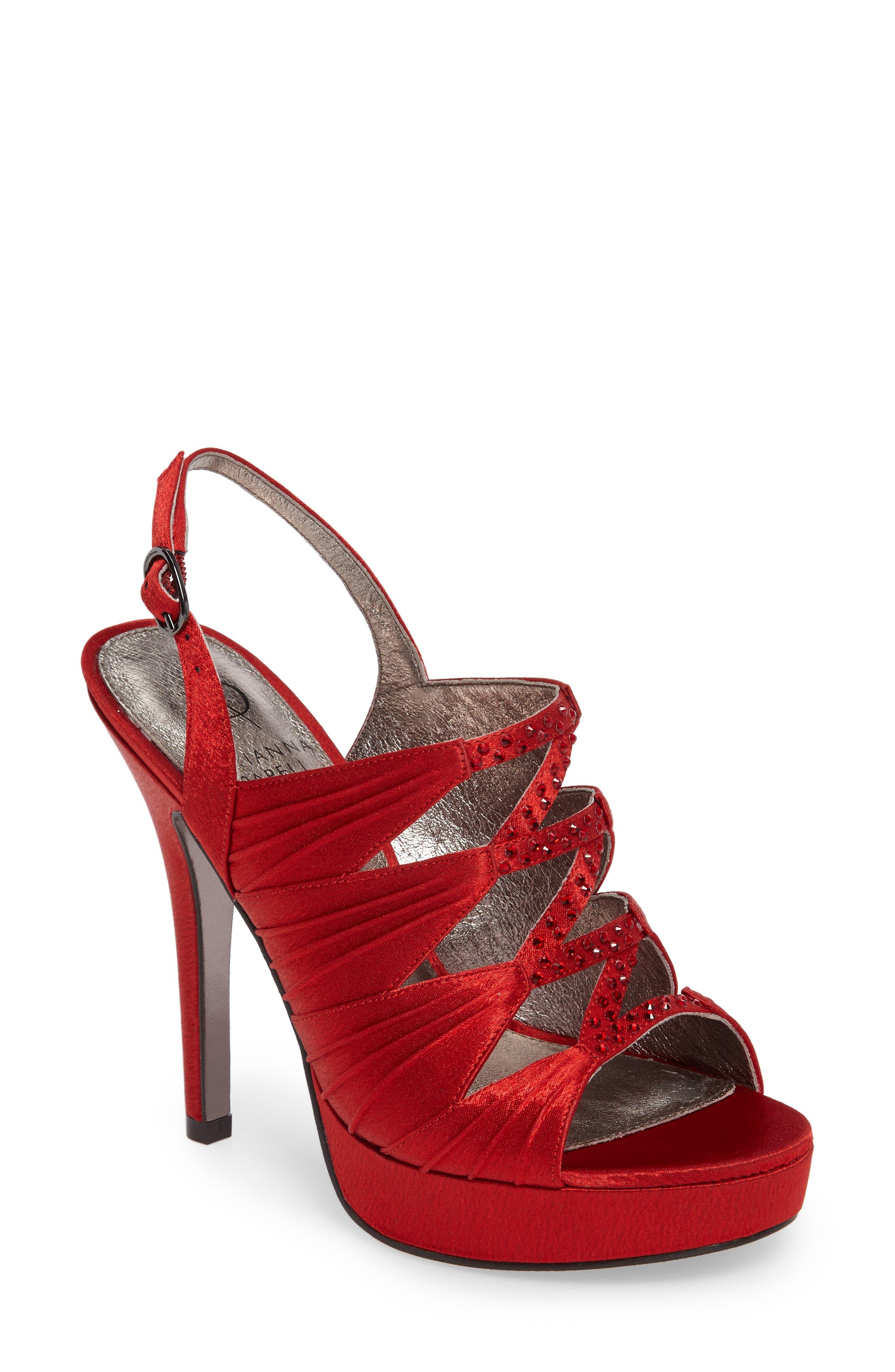 Adrianna Pappell Marissa Platform Sandal (Women)