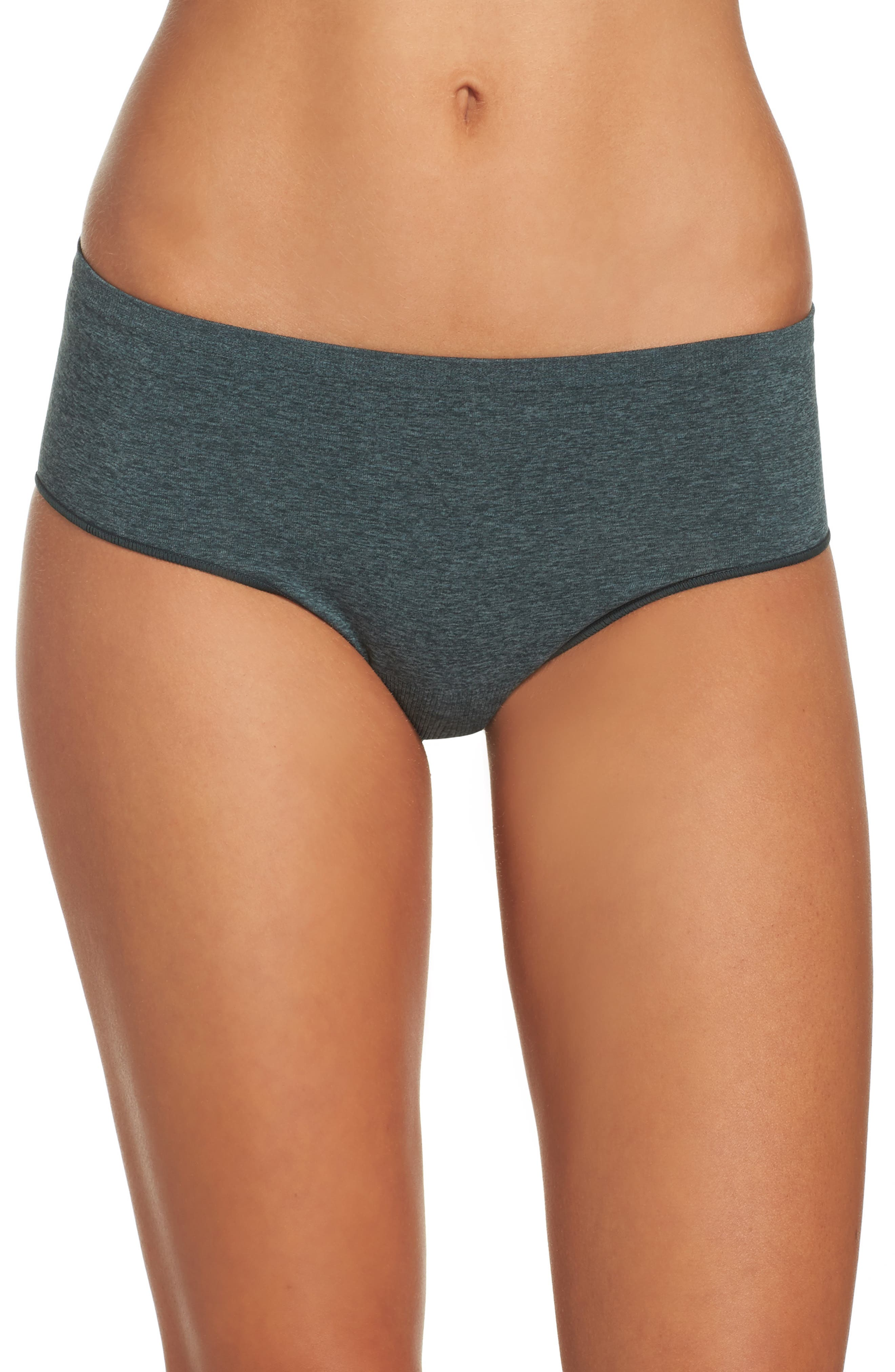 Nordstrom Lingerie Seamless Hipster Panties (3 for $33)