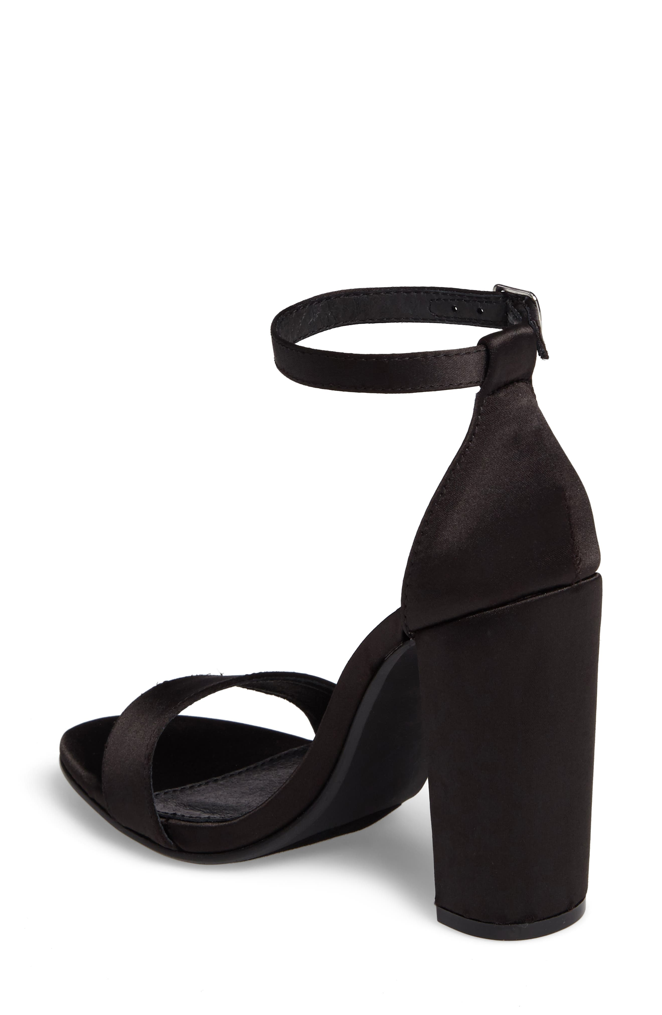 Black sandals with straps - Black Sandals With Straps 25