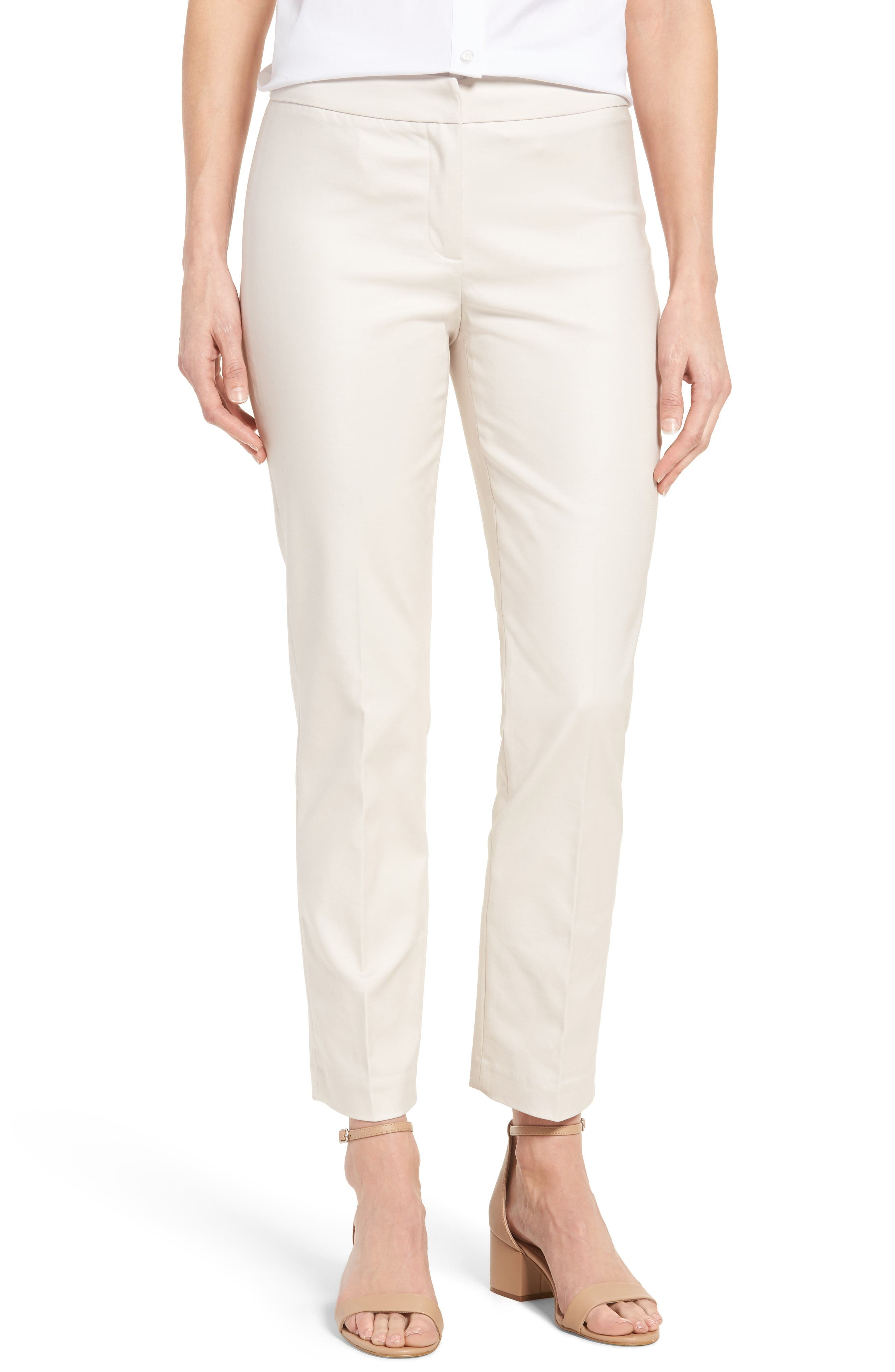 NIC+ZOE The Perfect Ankle Pants (Regular & Petite)