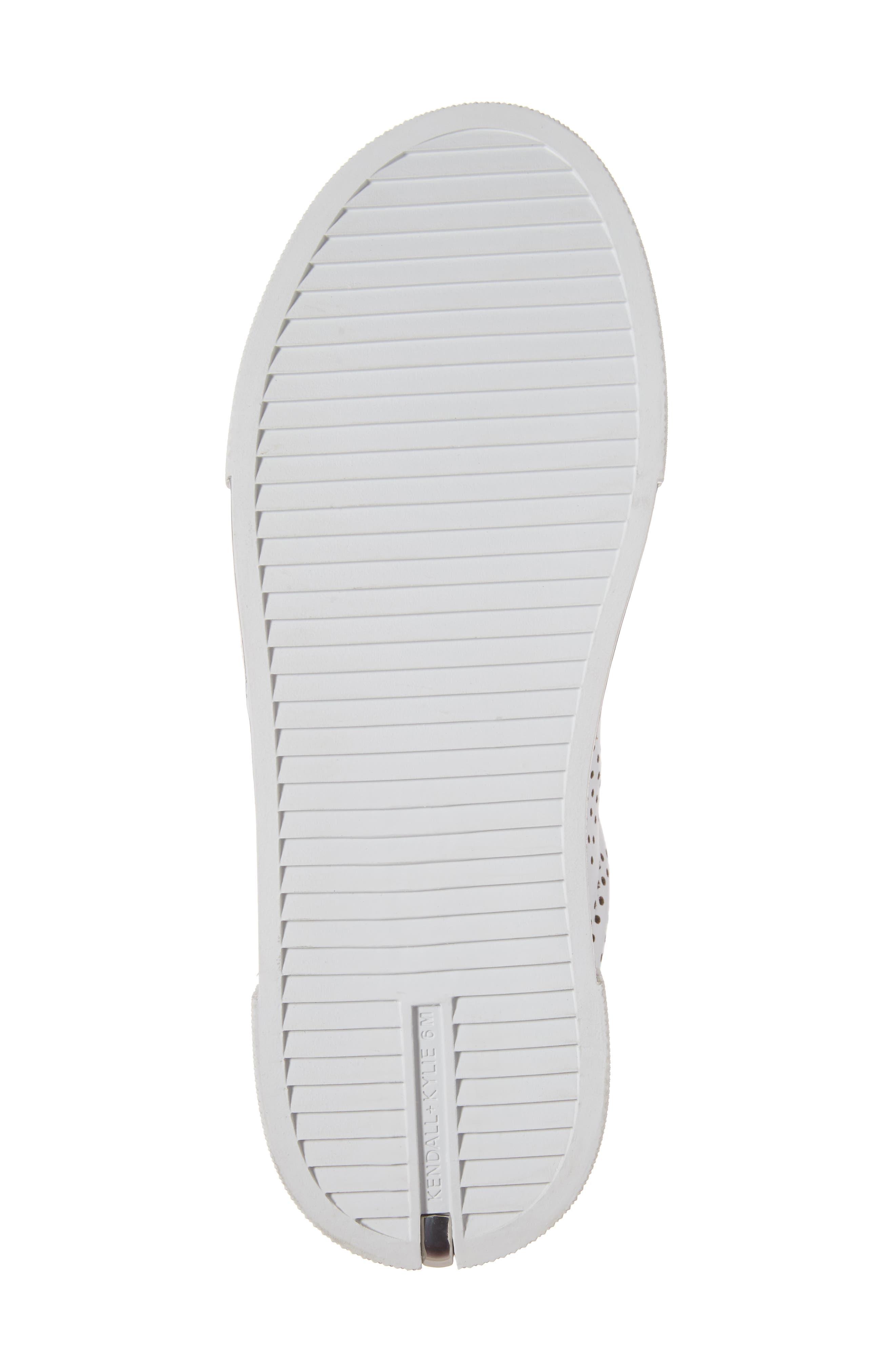 Alternate Image 6  - KENDALL + KYLIE Tyler Platform Sneaker (Women)