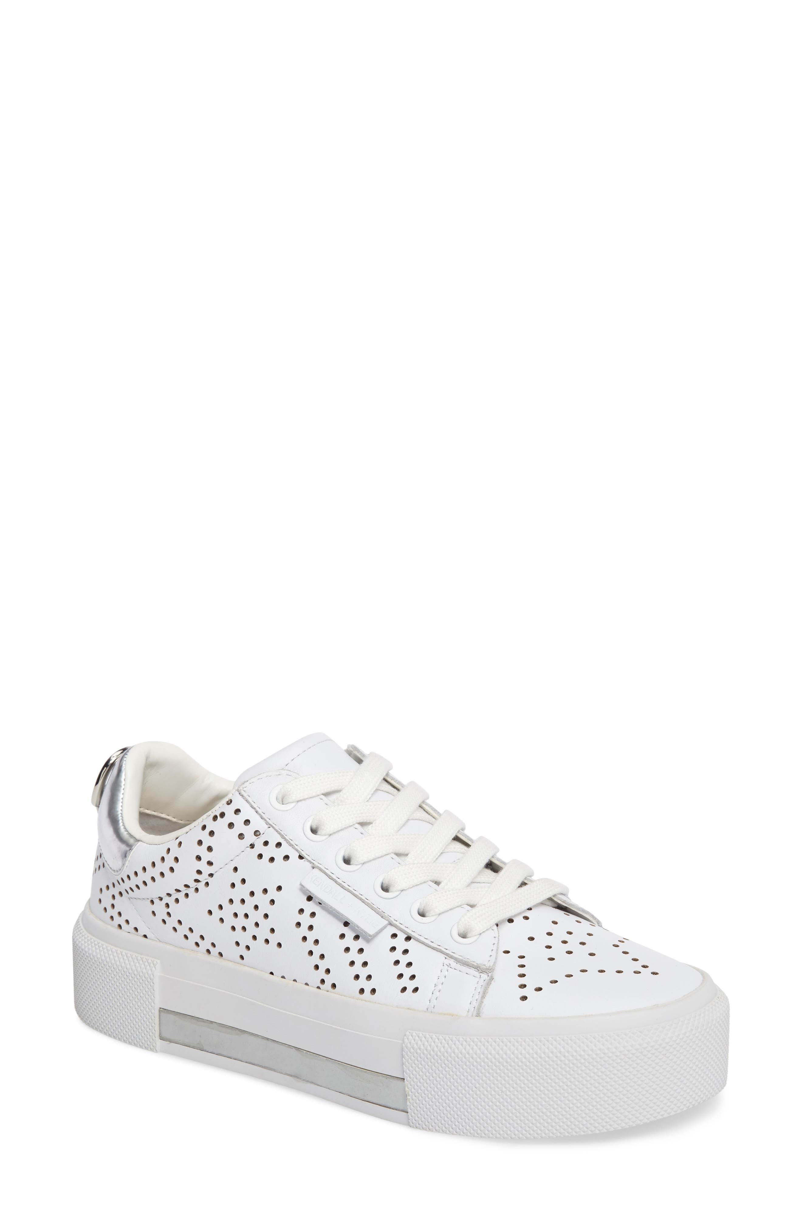 Main Image - KENDALL + KYLIE Tyler Platform Sneaker (Women)