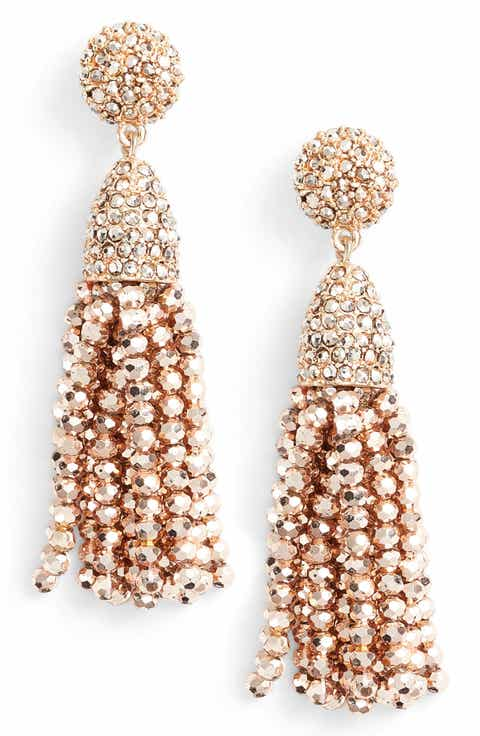 Baublebar Mini Metallic Pinata Statement Earrings