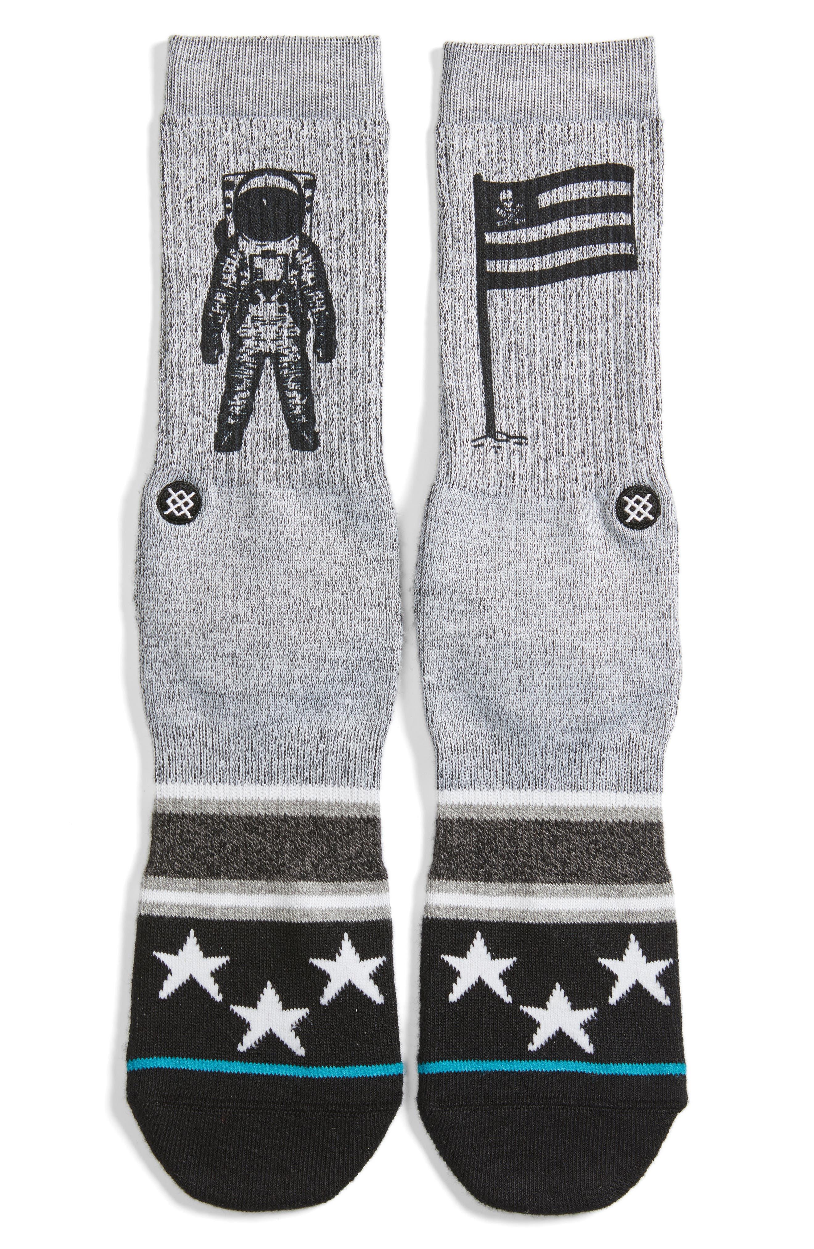 Stance Landed Crew Socks