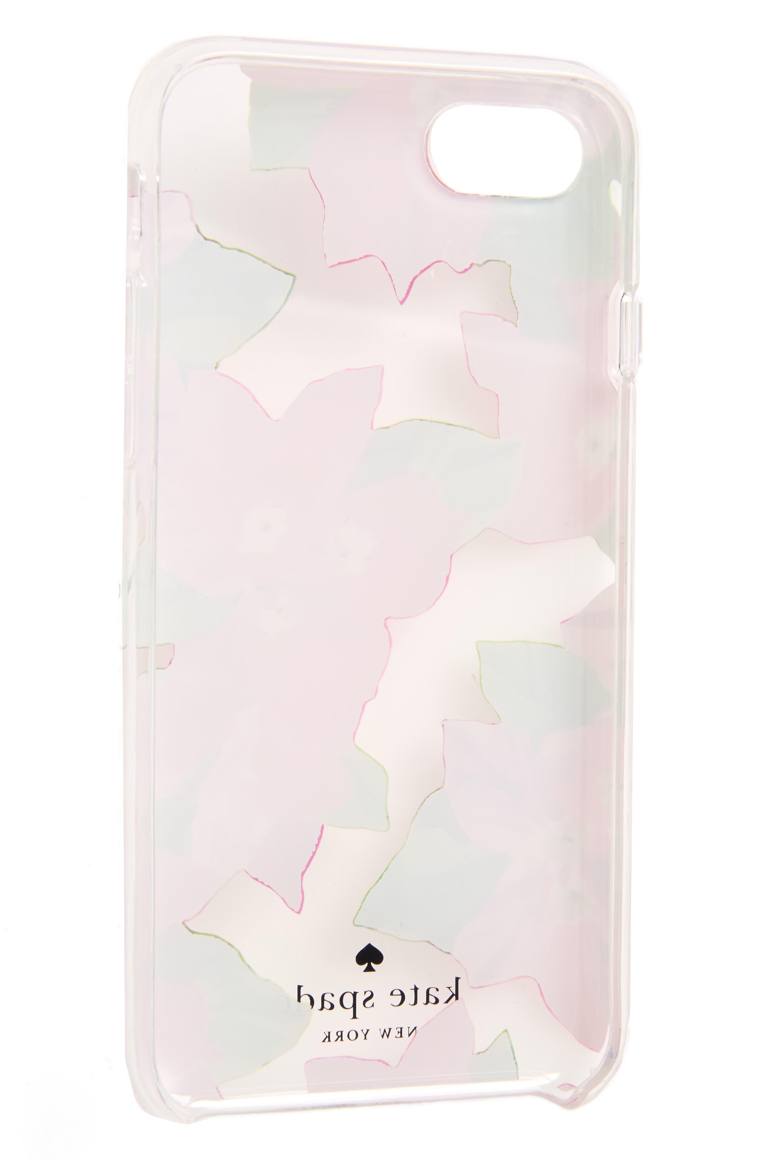 Alternate Image 2  - kate spade new york bougainvillea iPhone 7 case
