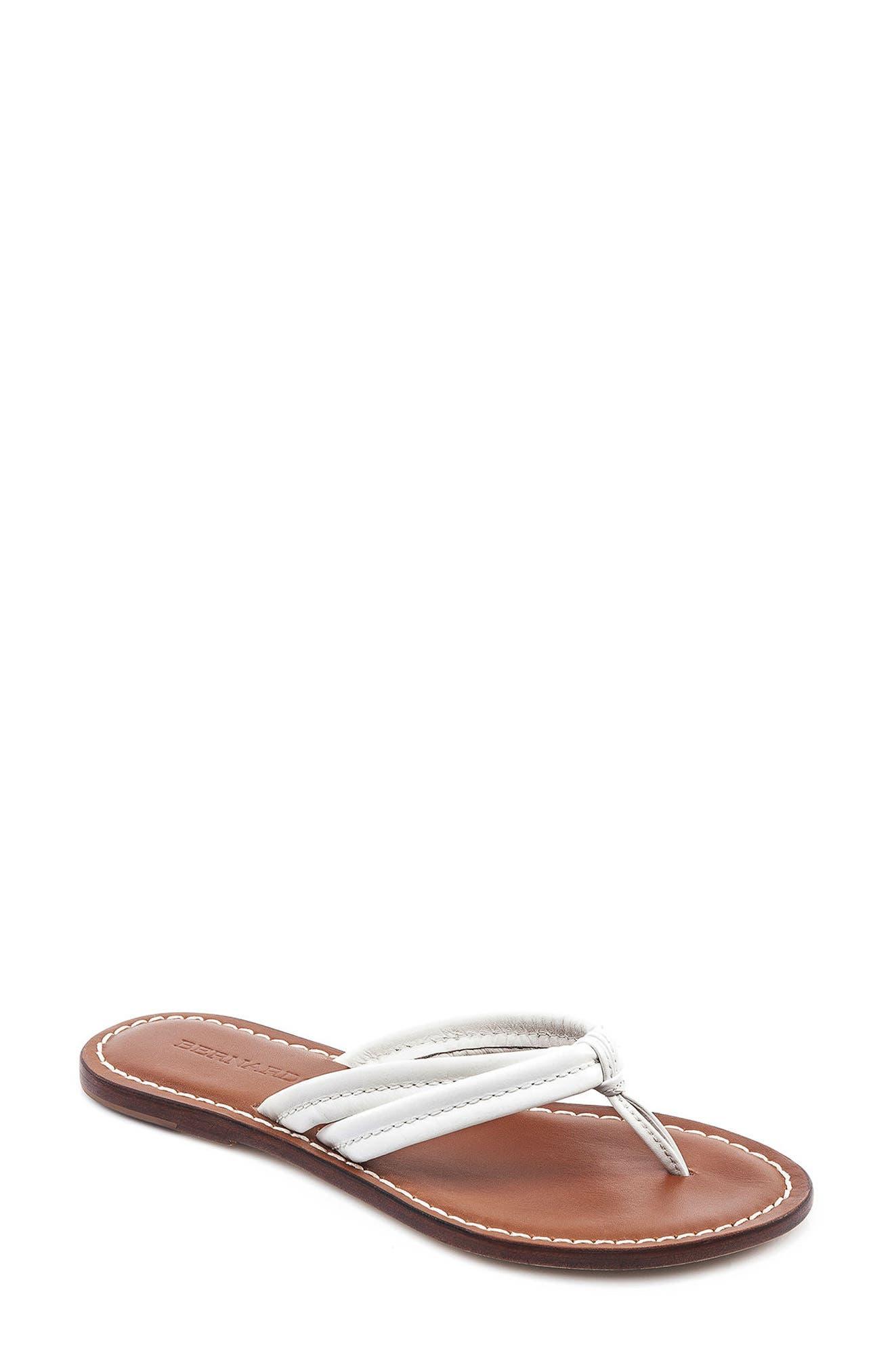 BERNARDO Miami Sandal