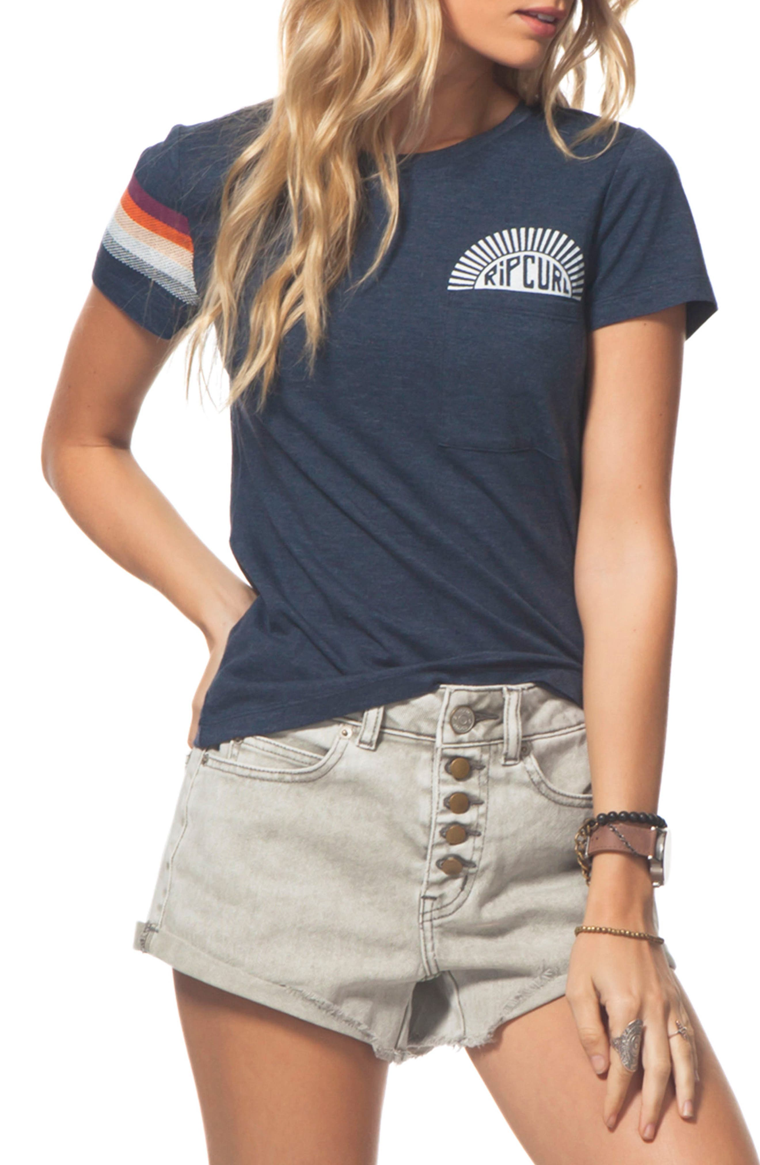 Rip Curl Sunstoned Pocket Tee