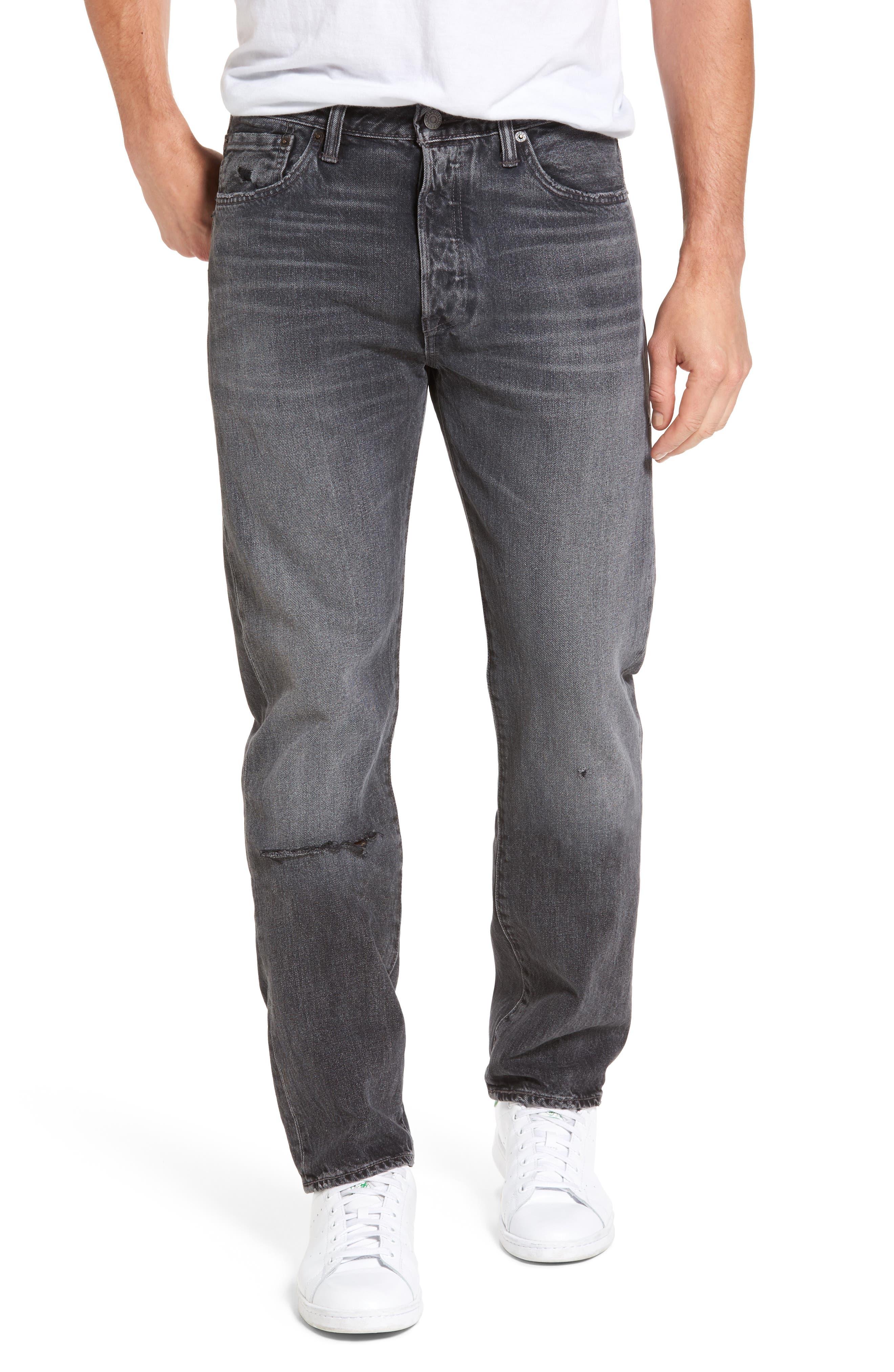 LEVI'S® 501® Straight Leg Jeans
