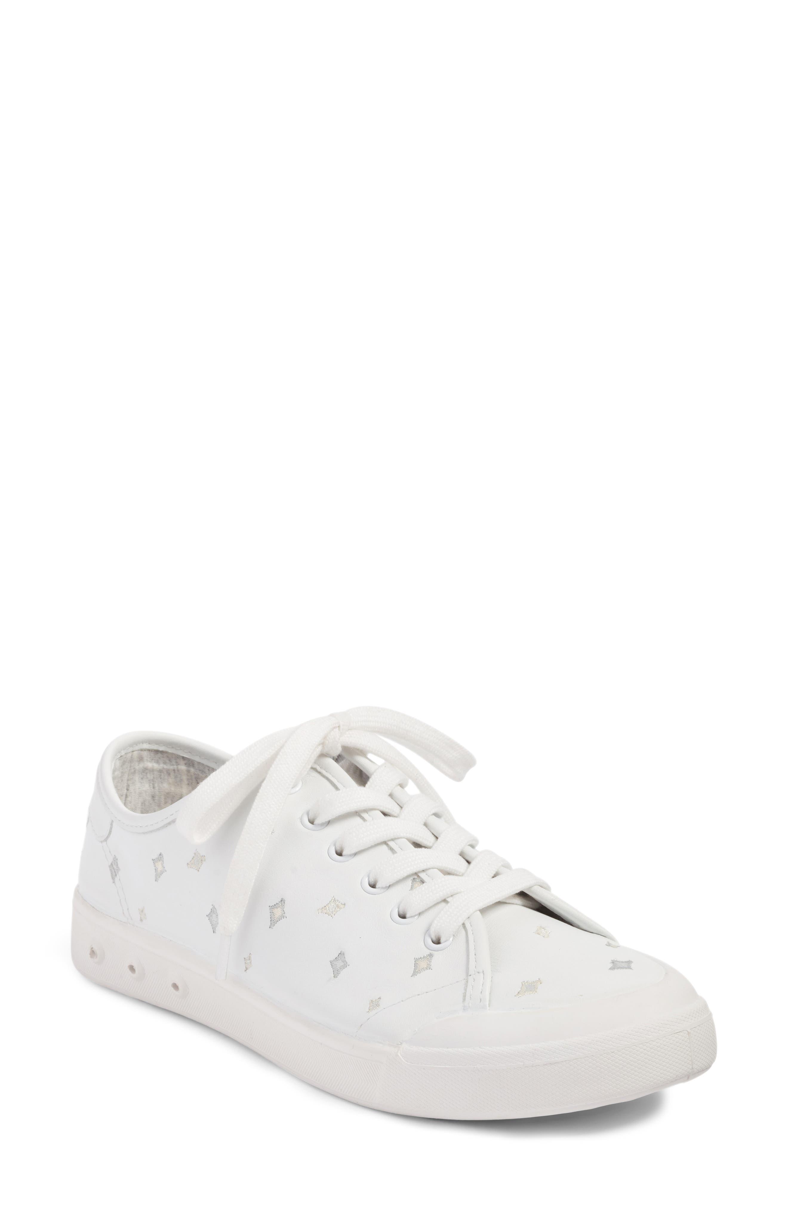 rag & bone Embroidered Standard Issue Sneaker (Women)