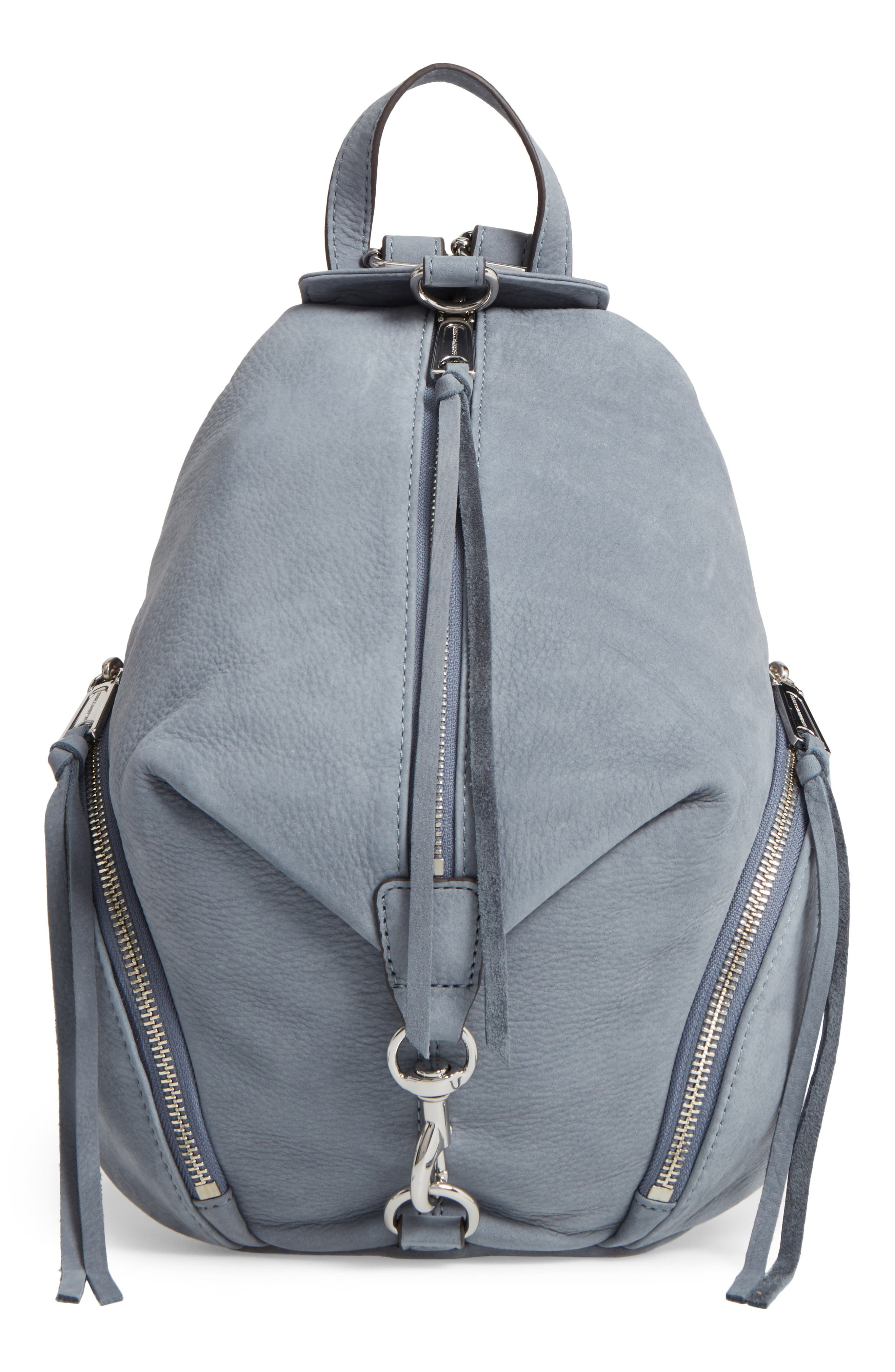 Rebecca Minkoff Medium Julian Nubuck Backpack