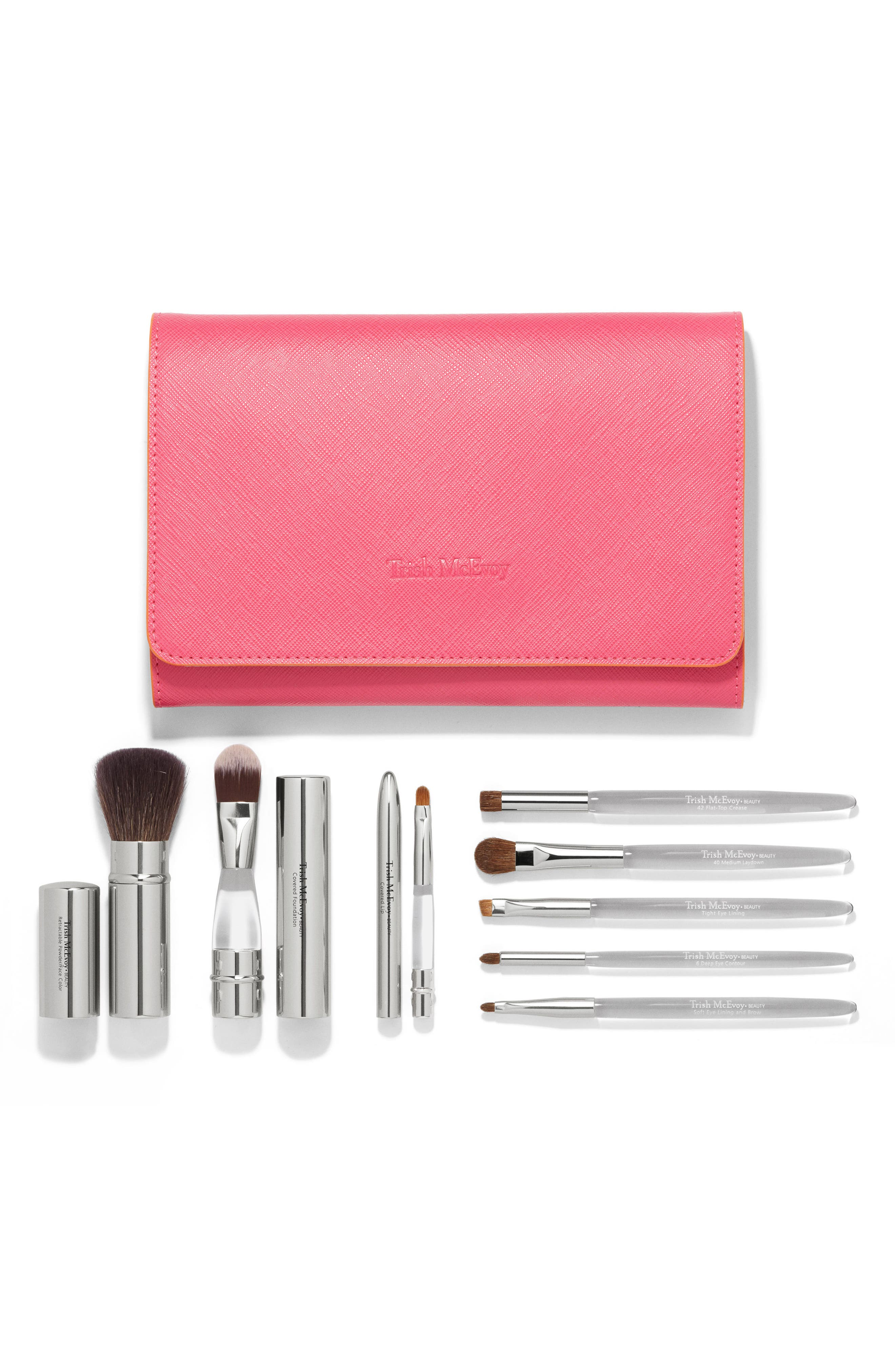 Trish McEvoy The Power of Brushes® Confident Collection ($402.50 Value)