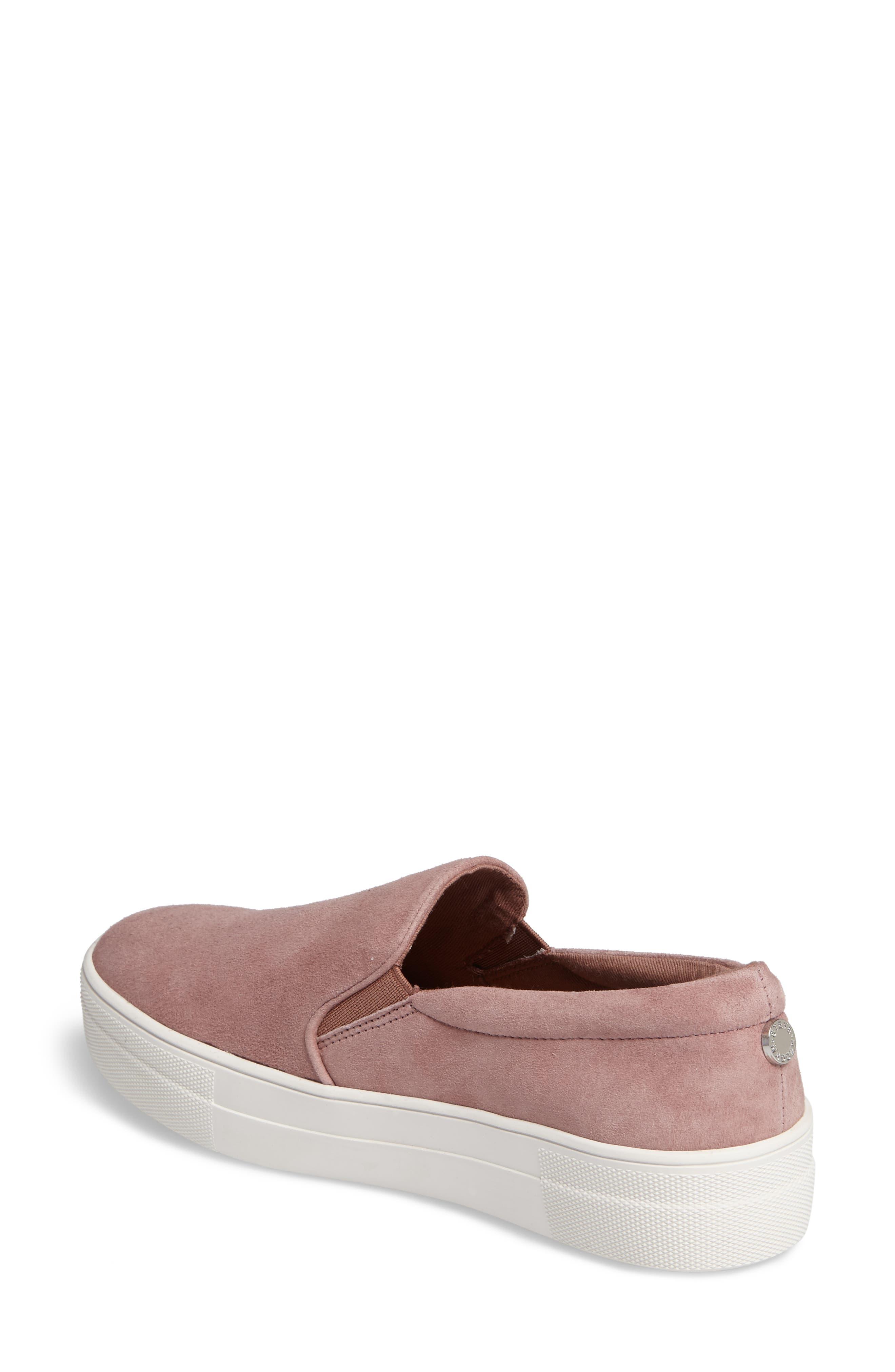 Alternate Image 2  - Steve Madden Gills Platform Slip-On Sneaker (Women)