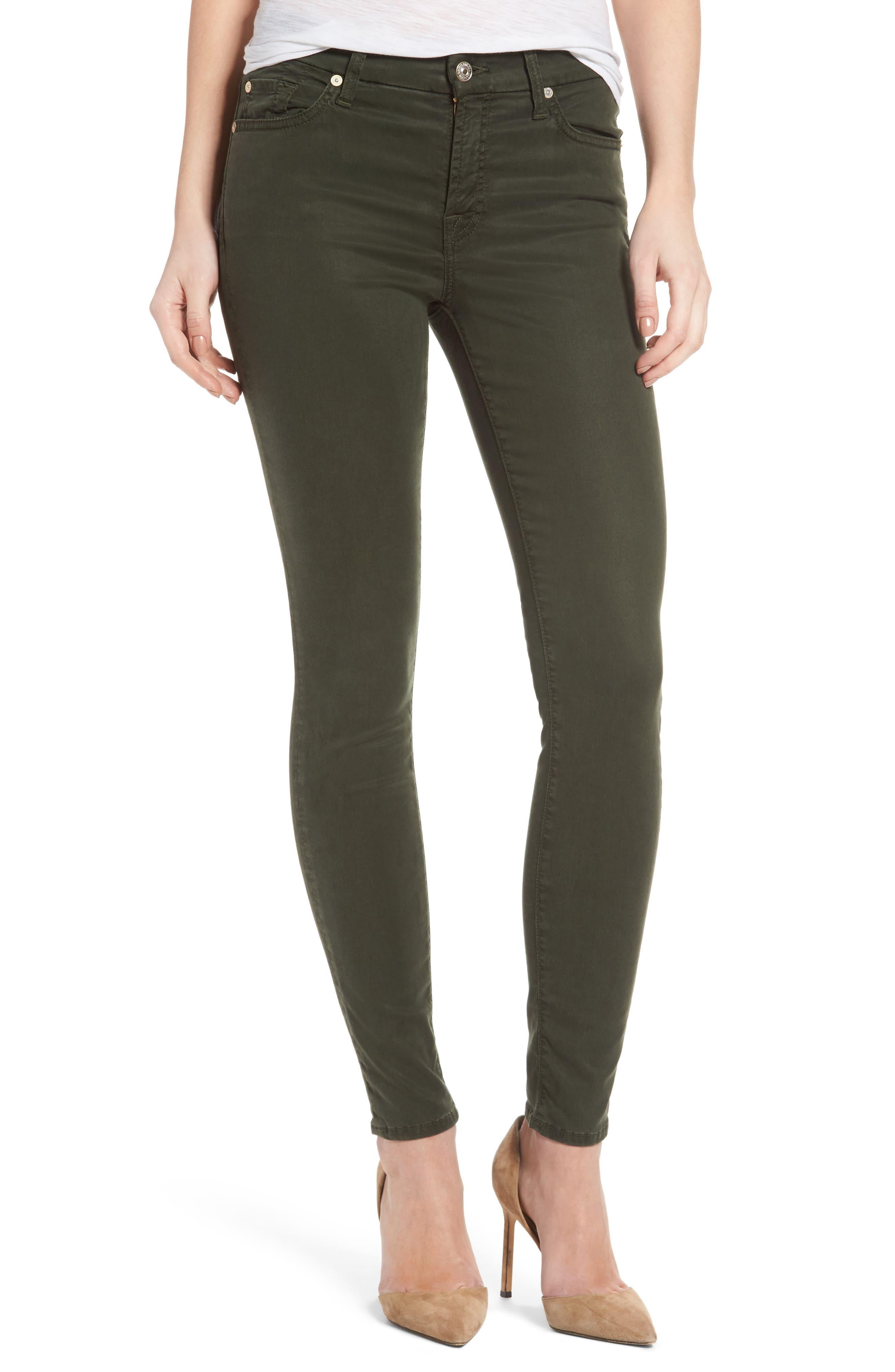 green skinny pants | Nordstrom