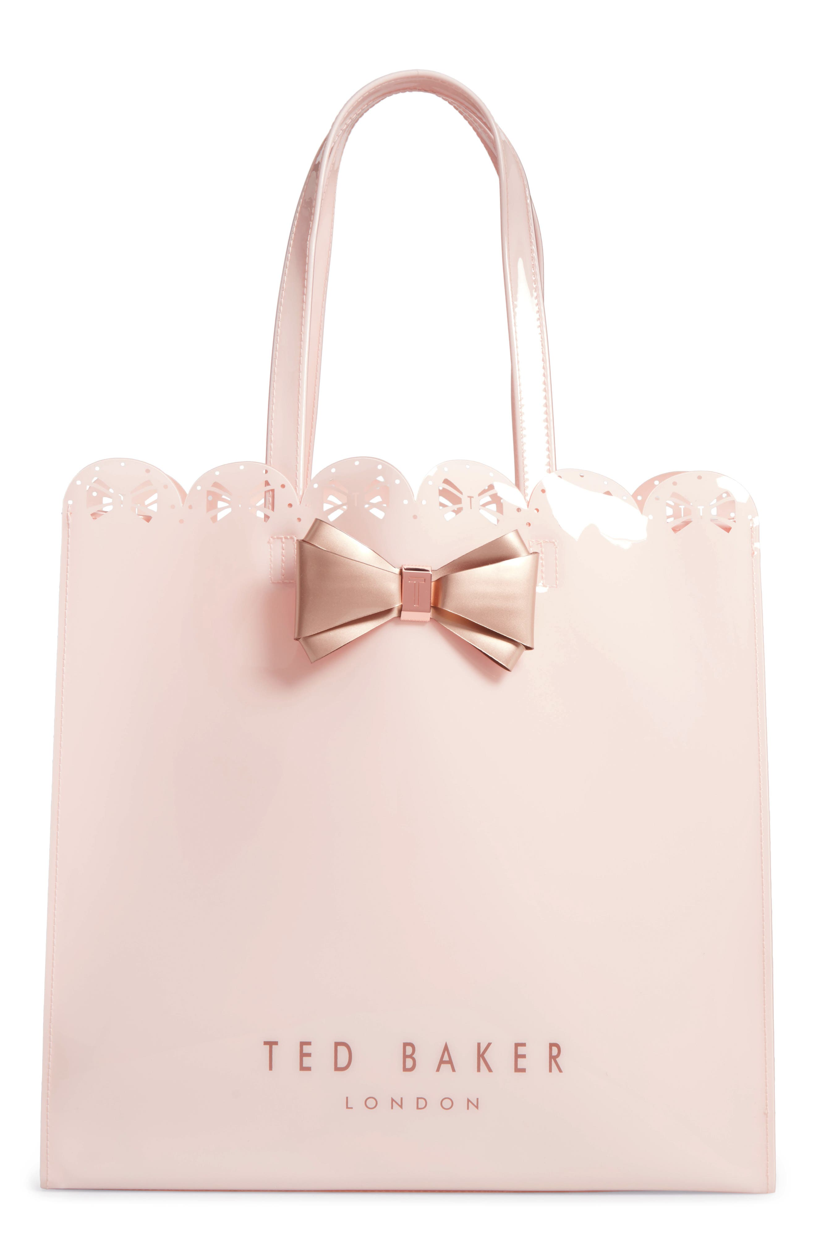 Ted Baker London Bow Detail Large Icon Bag