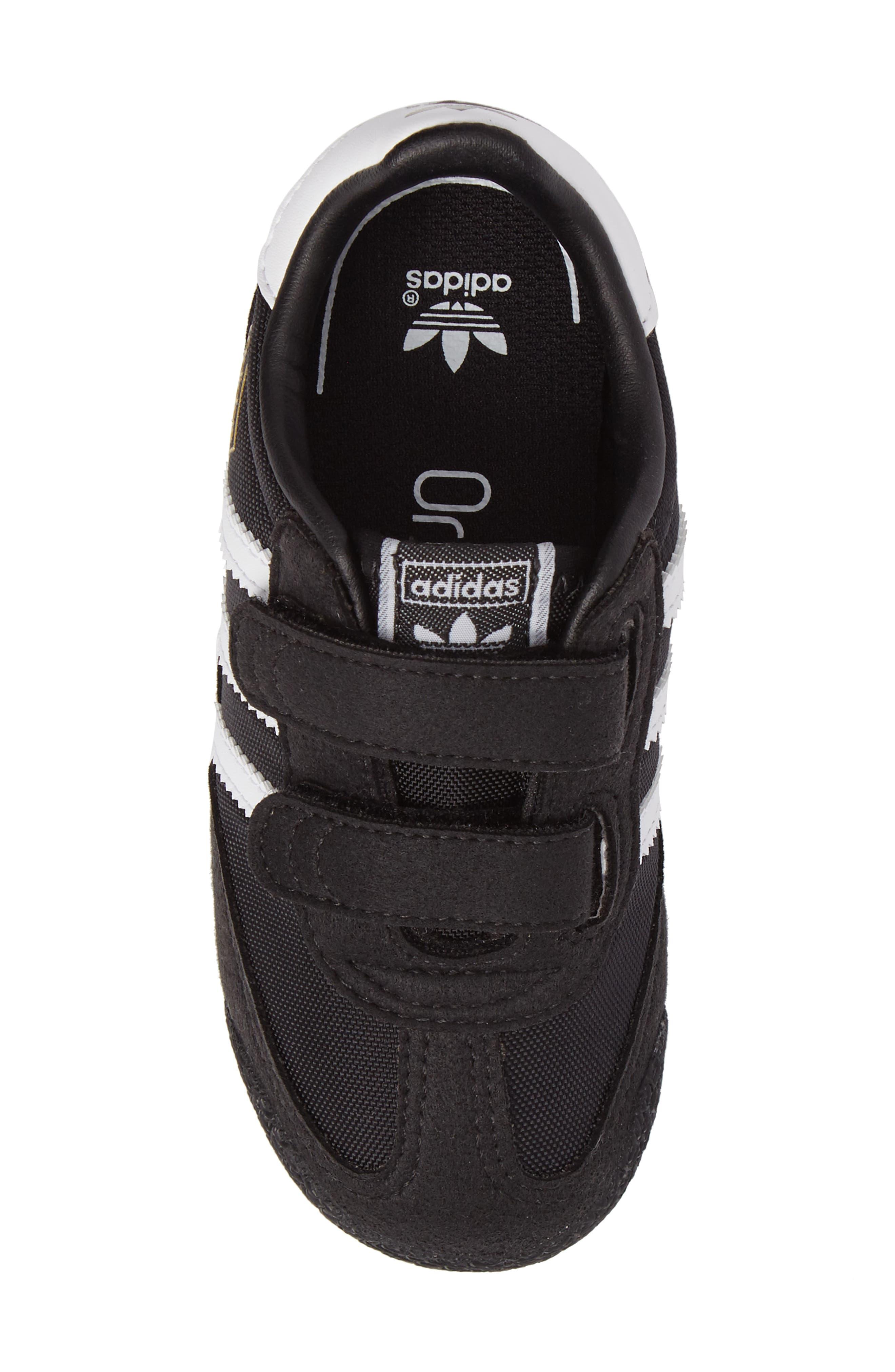 Alternate Image 5  - adidas Dragon OG CF Athletic Shoe (Baby, Walker & Toddler)