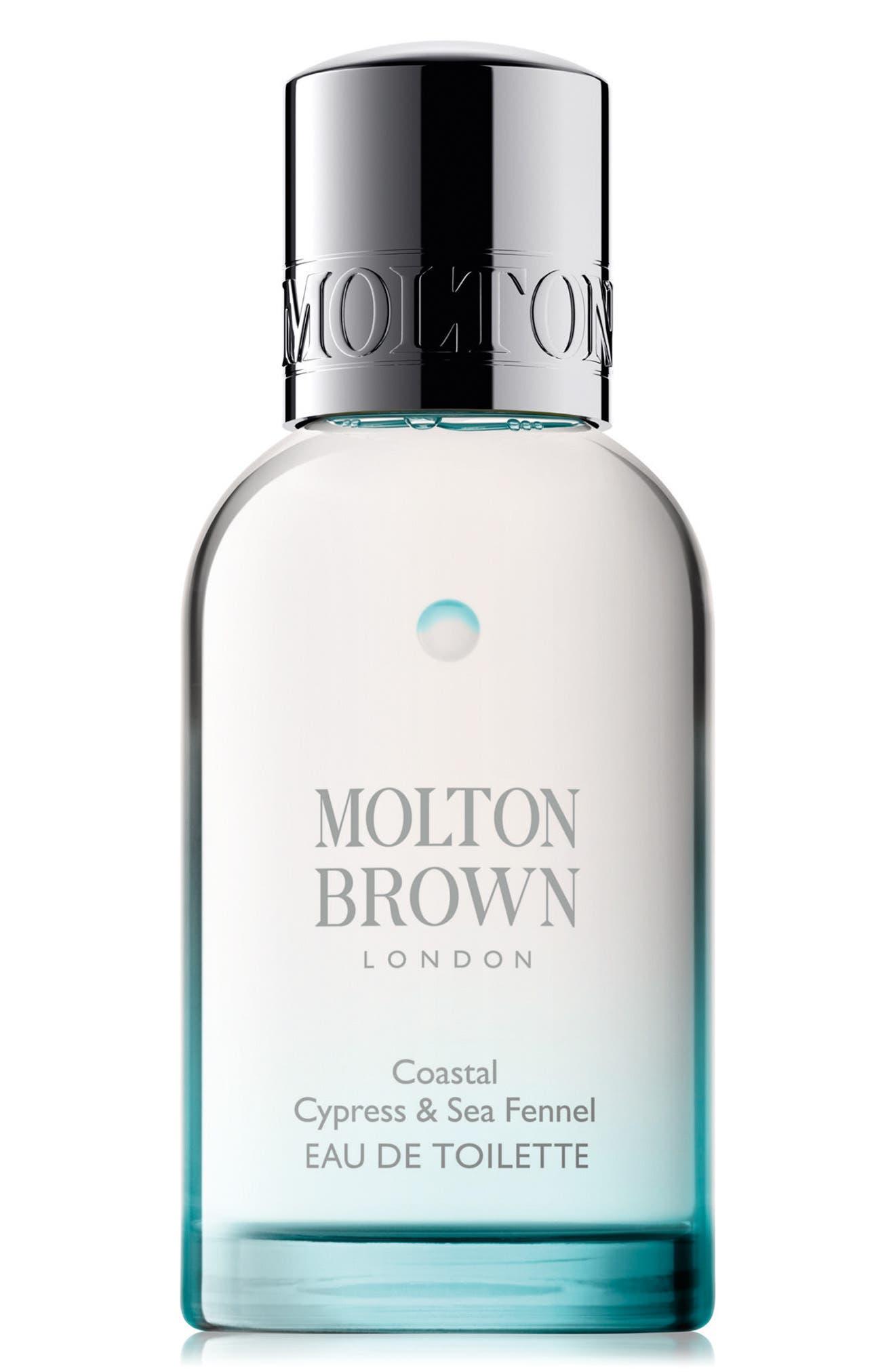 Main Image - MOLTON BROWN London Coastal Cypress & Sea Fennel Eau de Toilette