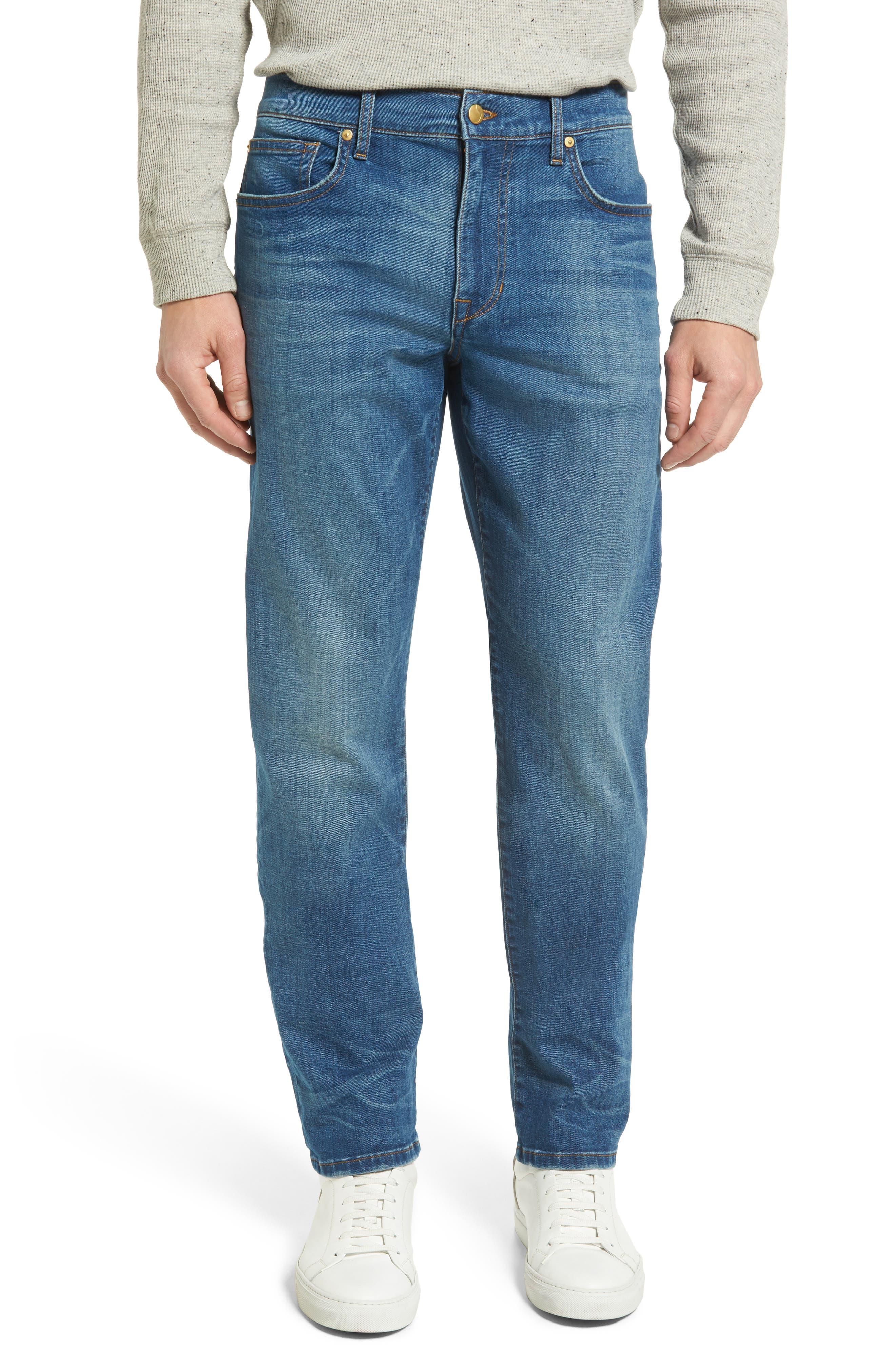 Joe's Brixton Slim Straight Leg Jeans (Chuck)