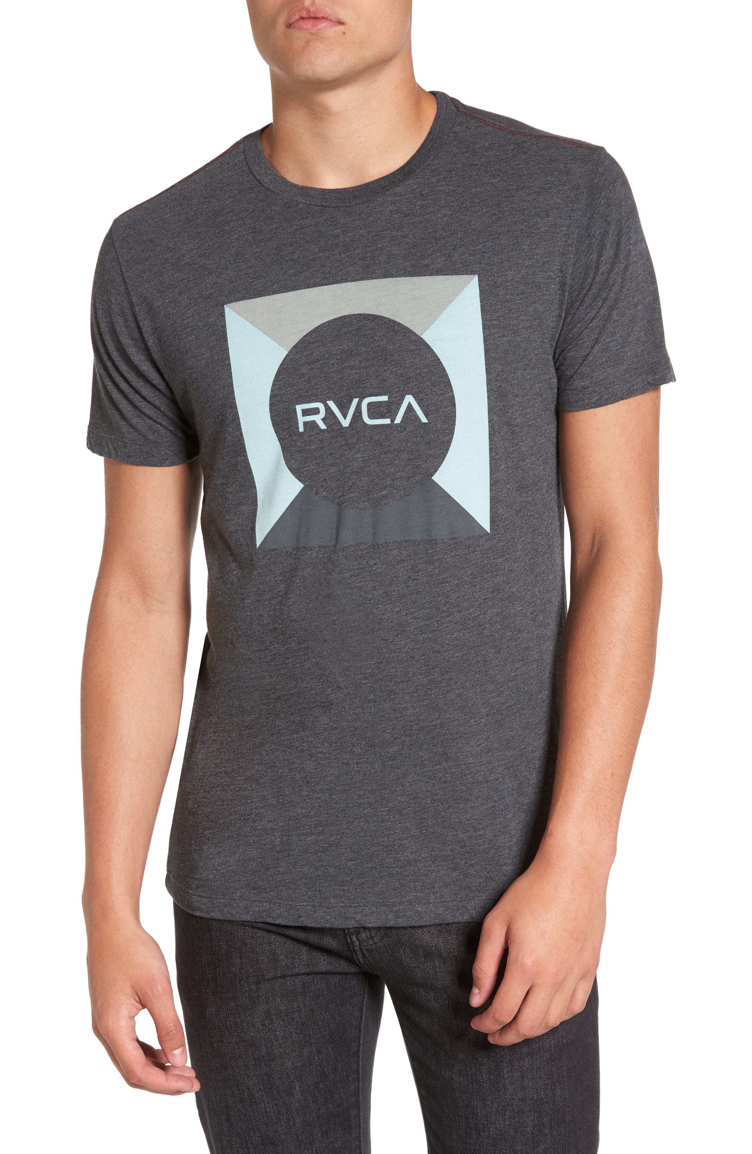 RVCA Basic Box Graphic T-Shirt